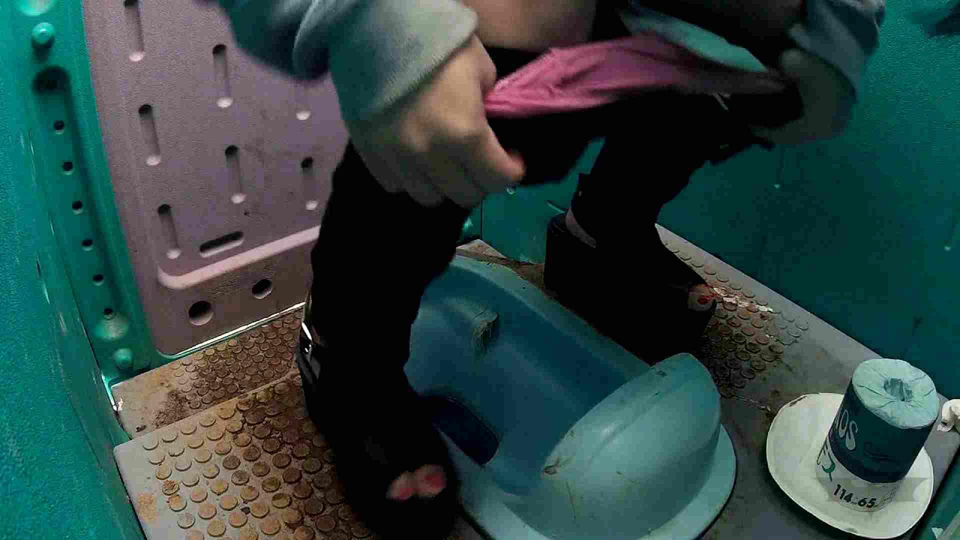 痴態洗面所 Vol.06 中が「マジヤバいヨネ!」洗面所 OLのボディ | 洗面所  49PIX 1