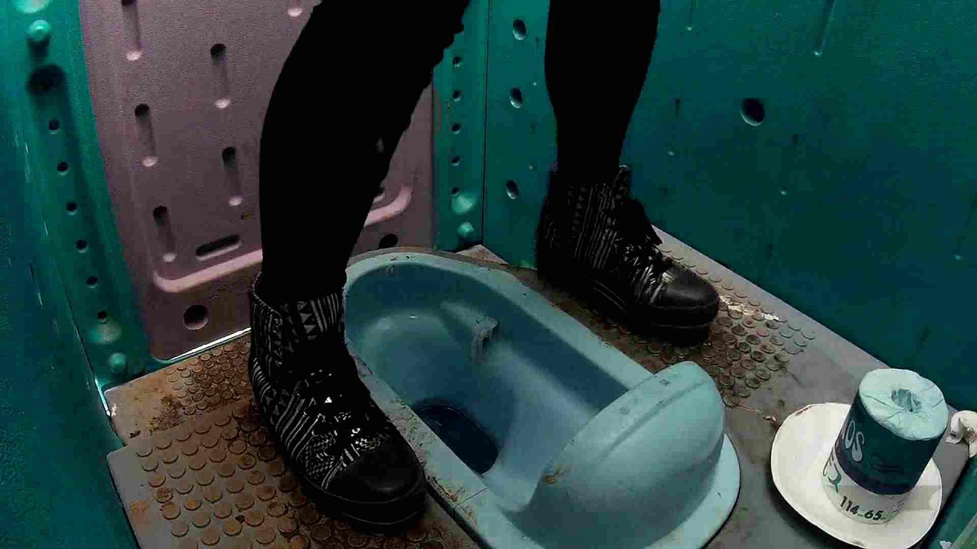 痴態洗面所 Vol.06 中が「マジヤバいヨネ!」洗面所 OLのボディ  49PIX 36