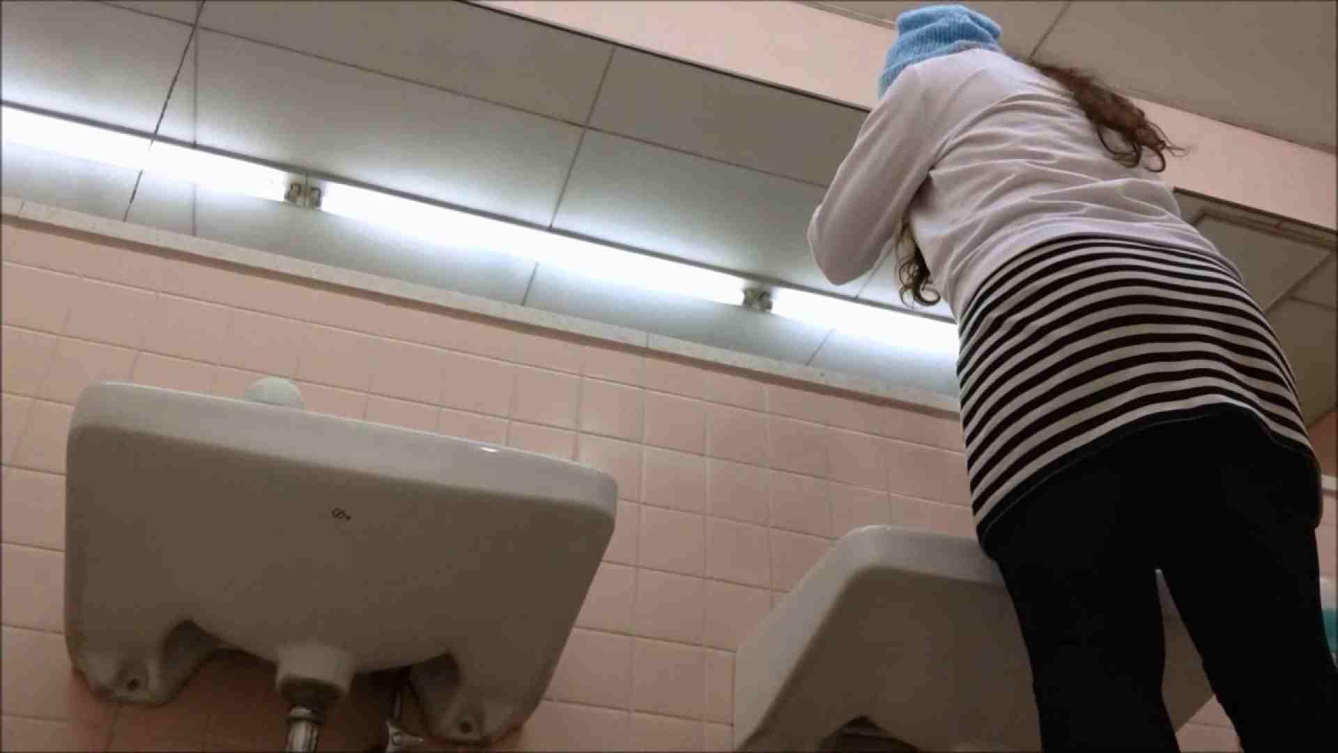 某有名大学女性洗面所 vol.10 和式   排泄  52PIX 37