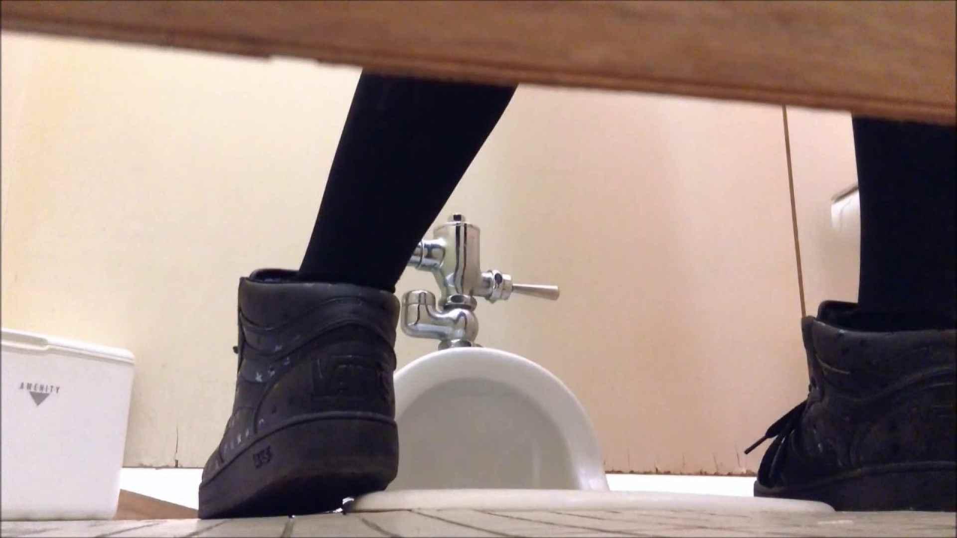 某有名大学女性洗面所 vol.13 和式 盗み撮り動画キャプチャ 105PIX 28