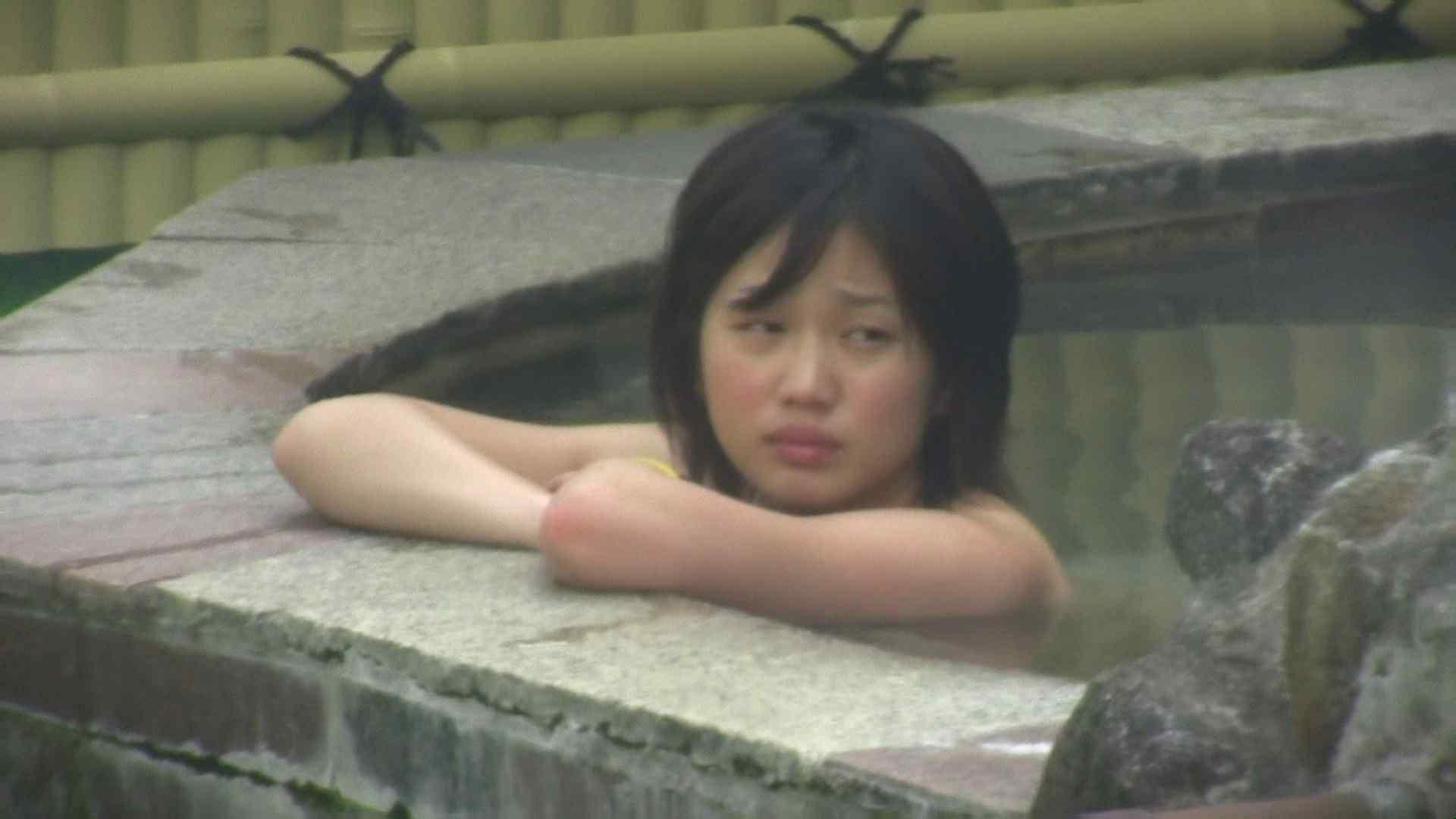 女露天風呂劇場 Vol.05 OLのボディ | 露天  71PIX 27