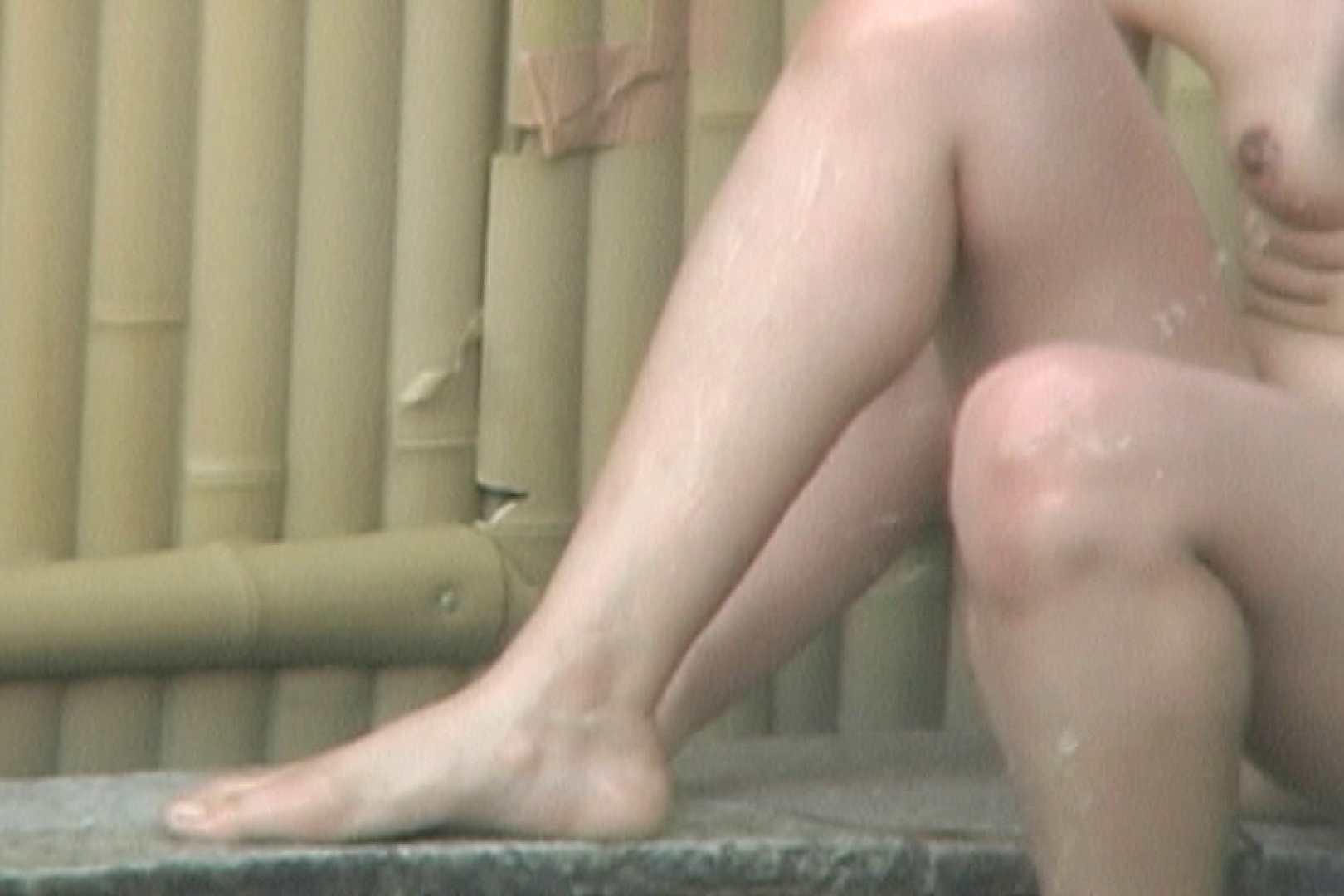 女露天風呂劇場 Vol.37 OLのボディ   露天  99PIX 47