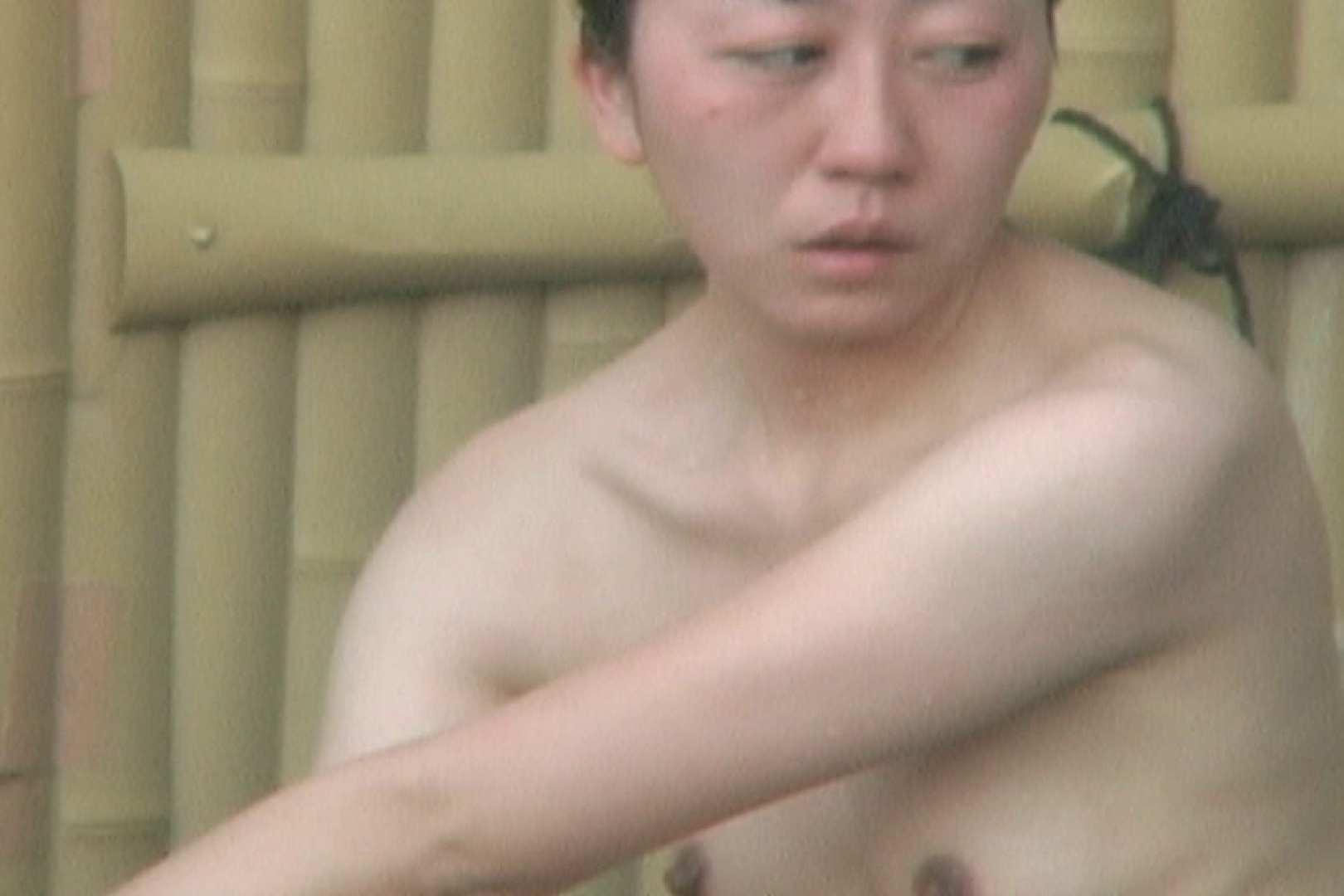 女露天風呂劇場 Vol.37 OLのボディ   露天  99PIX 85