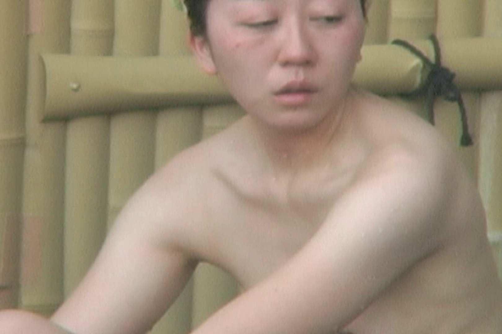 女露天風呂劇場 Vol.37 OLのボディ   露天  99PIX 93