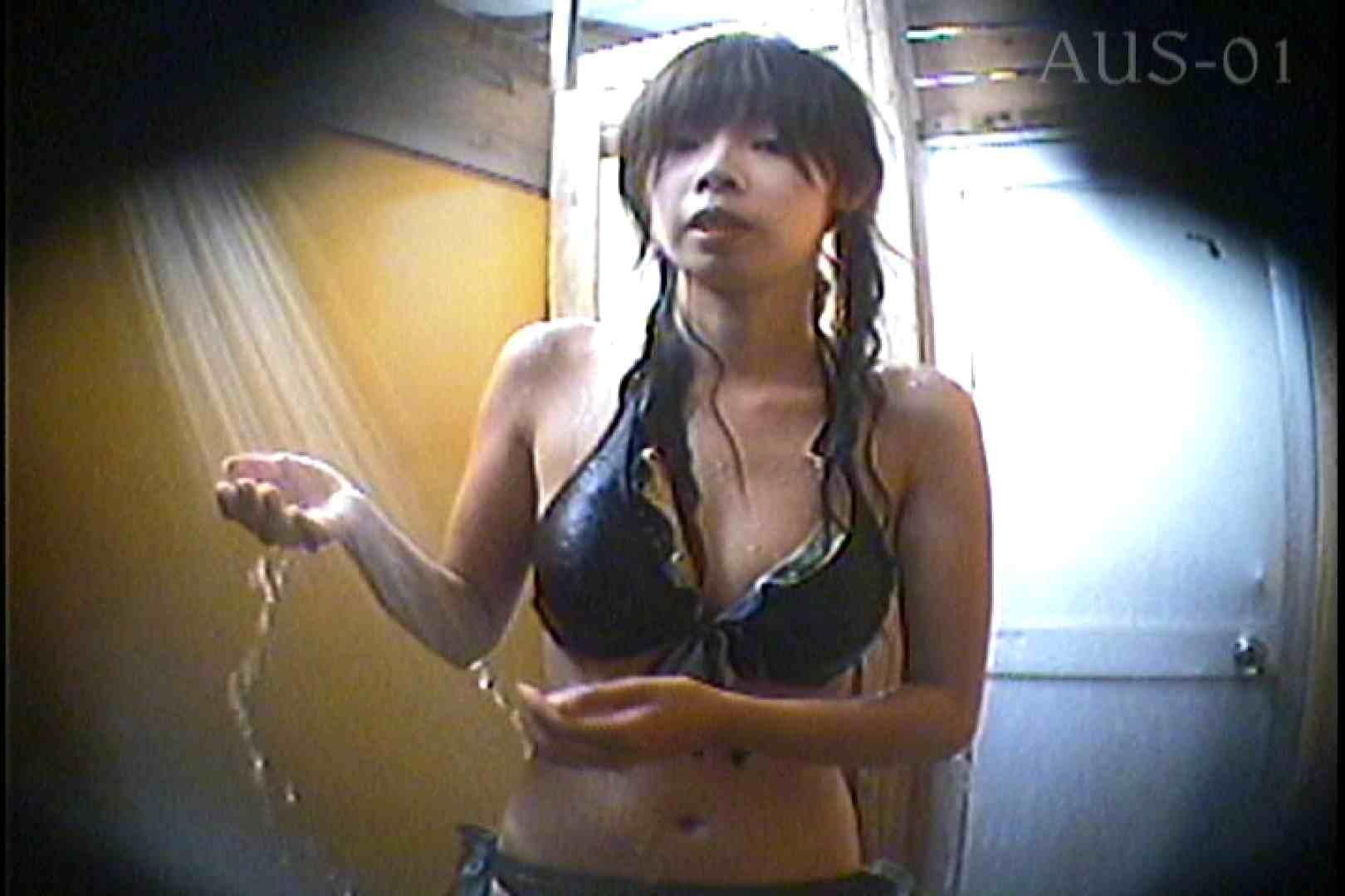 海の家の更衣室 Vol.01 OLのボディ   シャワー  105PIX 28