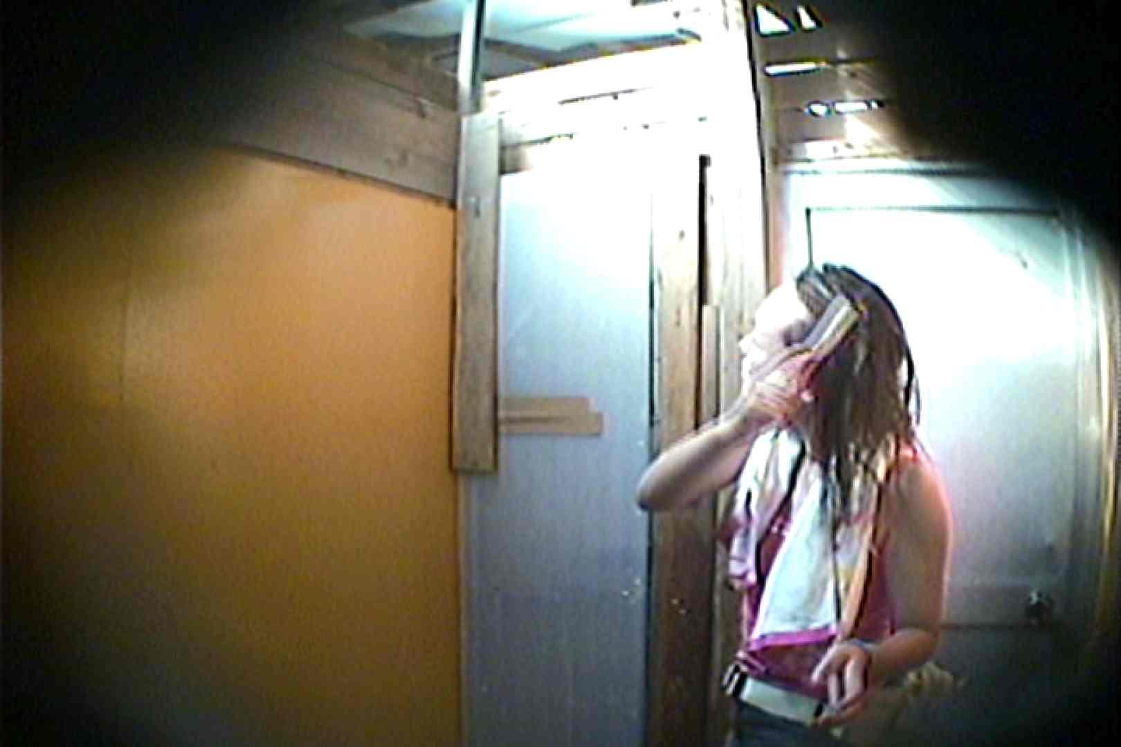 海の家の更衣室 Vol.15 シャワー  75PIX 18