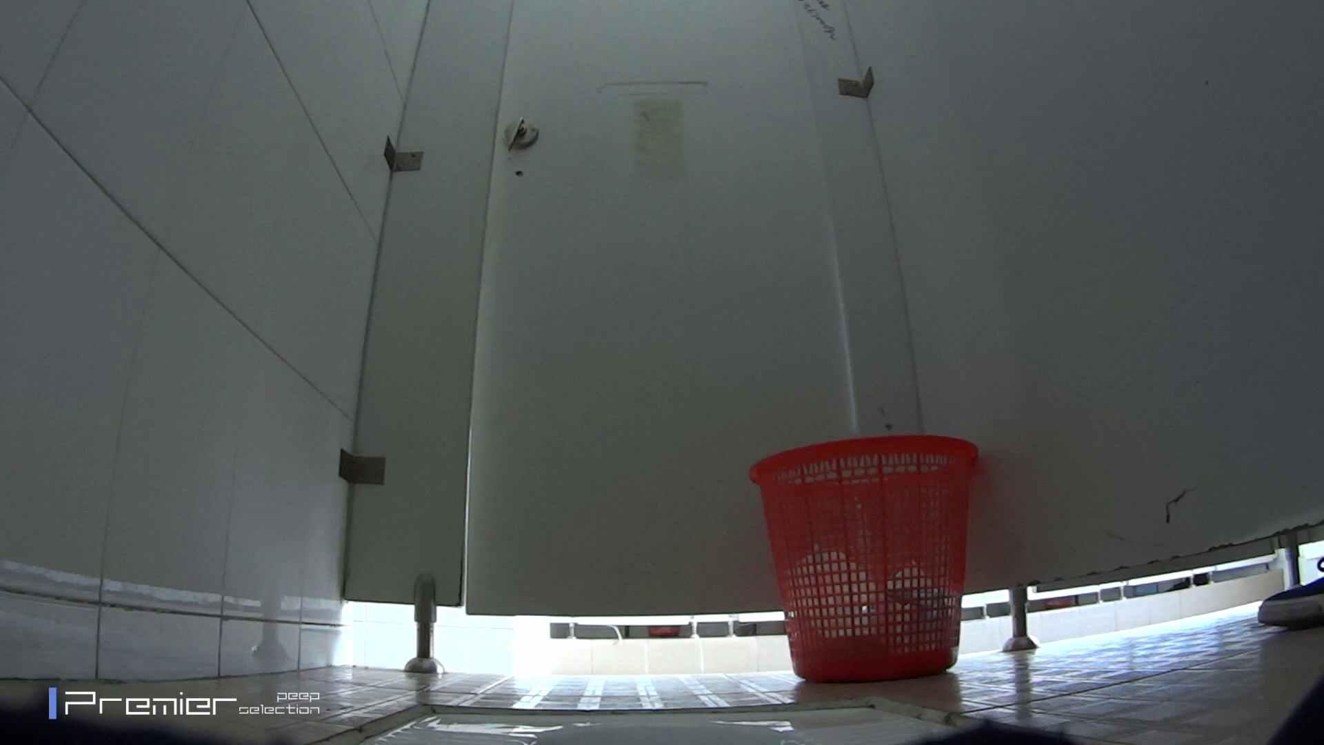 アジアンビューティー達の聖水 大学休憩時間の洗面所事情24 盗撮 おまんこ動画流出 67PIX 35