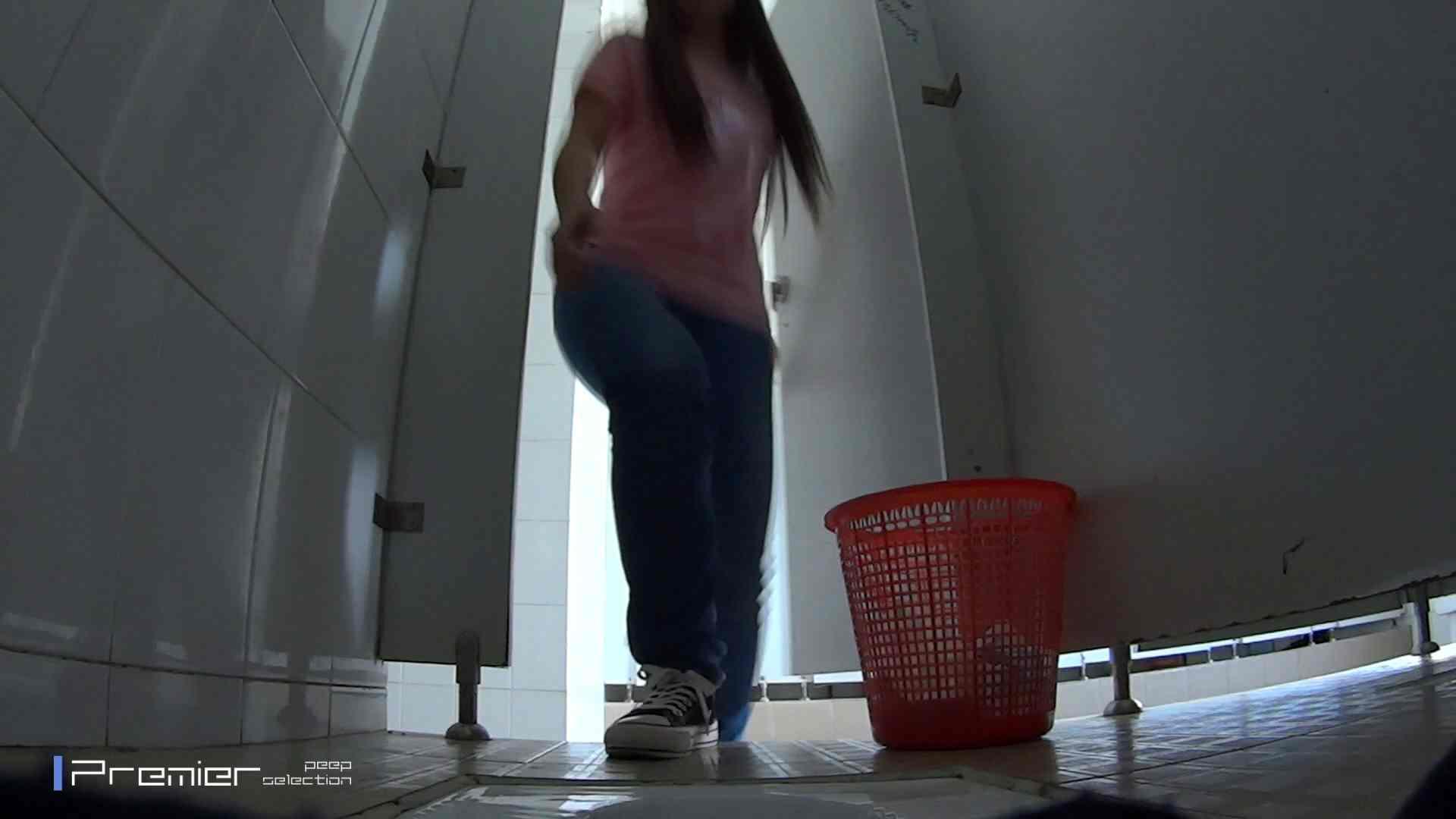 アジアンビューティー達の聖水 大学休憩時間の洗面所事情24 盗撮 おまんこ動画流出 67PIX 59