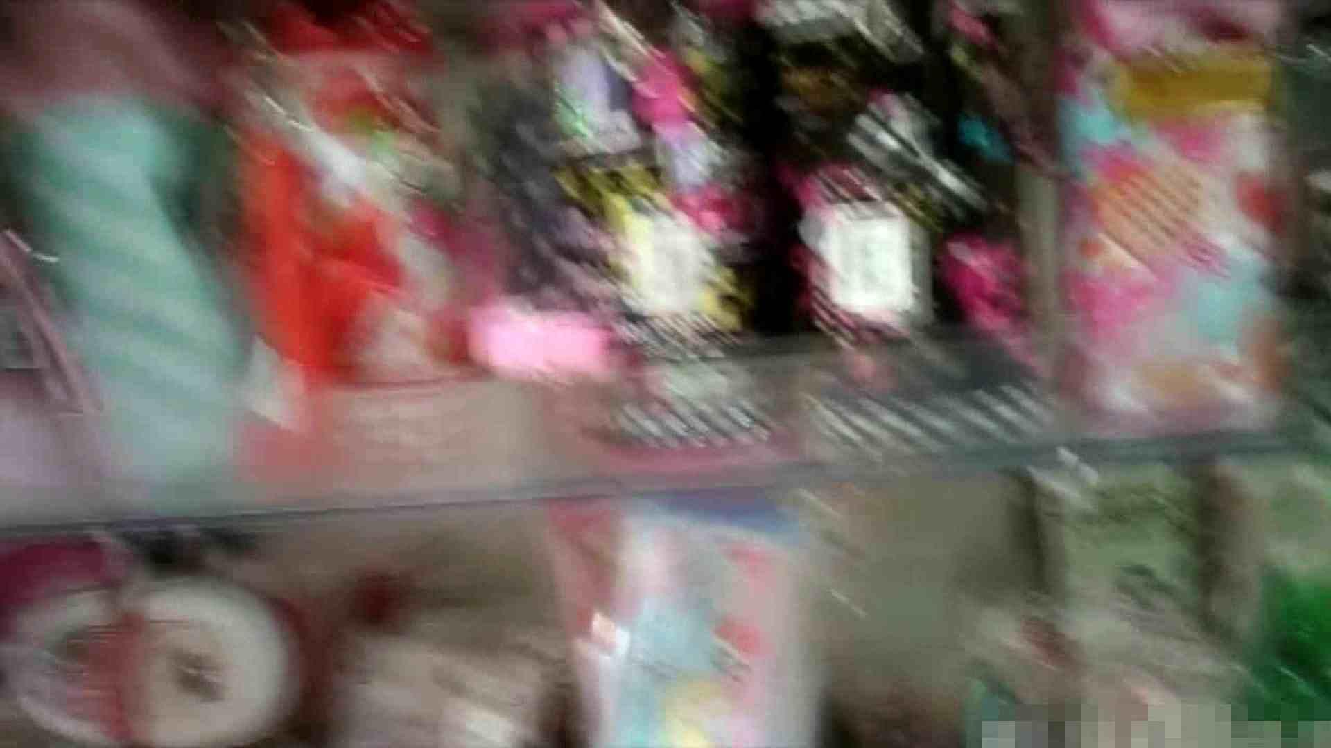 NO.5 意外に豊満な胸の雑貨屋で物色中のお女市さん 胸チラ   チラ見せ  66PIX 11
