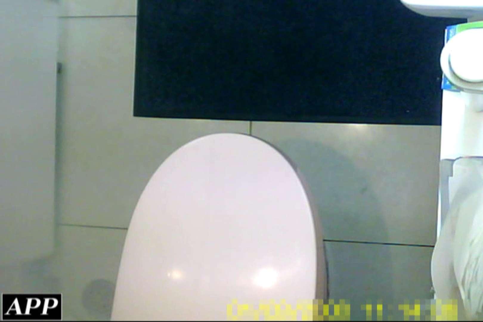 3視点洗面所 vol.13 肛門 おめこ無修正画像 67PIX 41