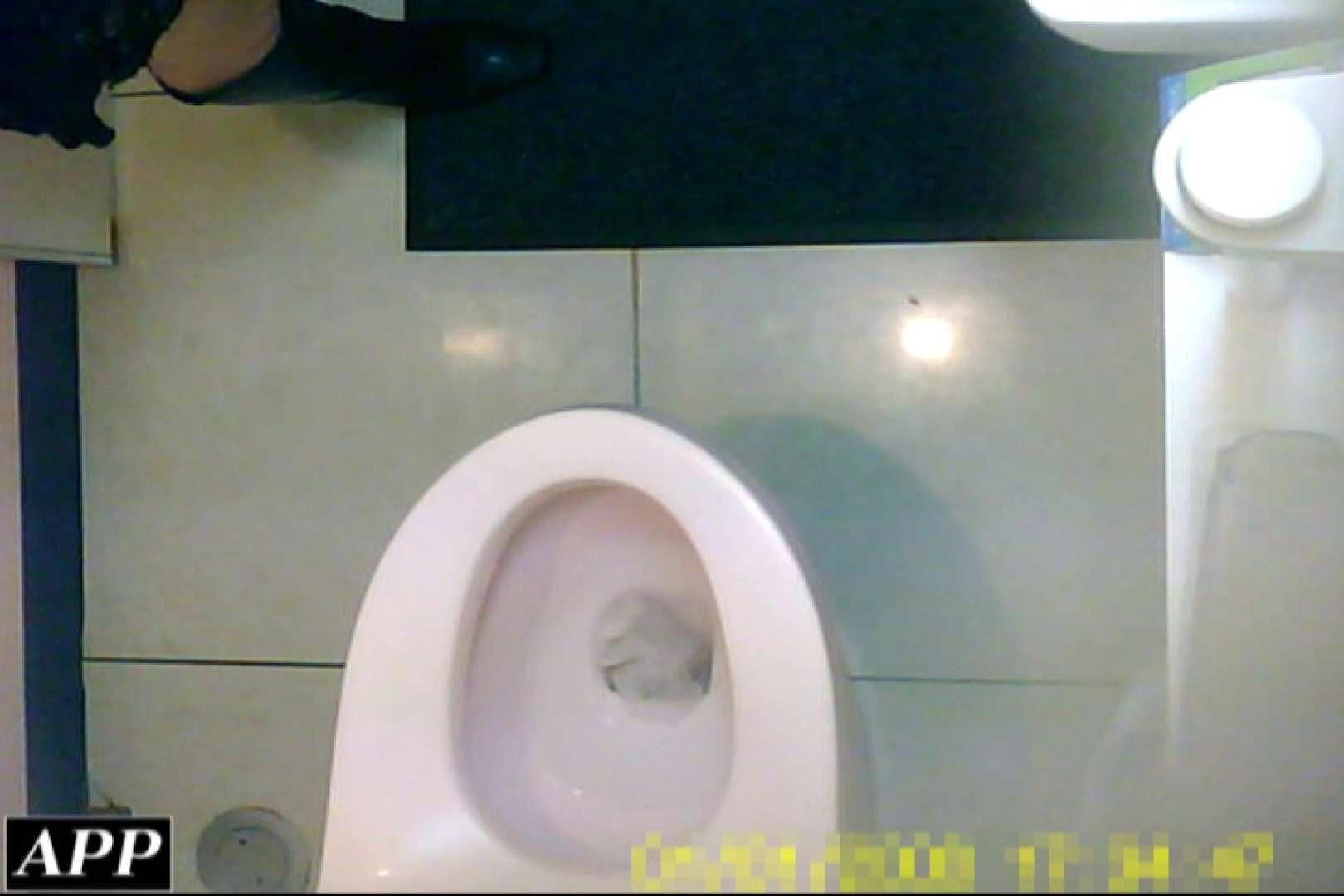 3視点洗面所 vol.19 肛門 のぞき動画画像 96PIX 17