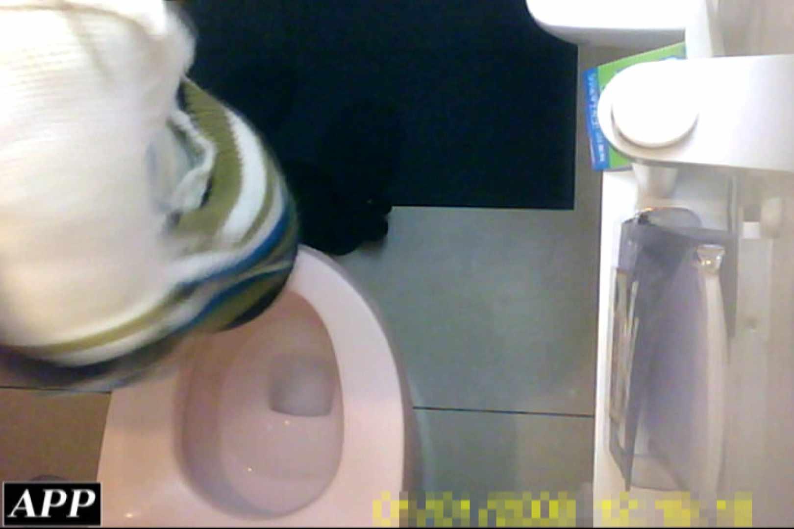 3視点洗面所 vol.39 洗面所 おまんこ動画流出 76PIX 44