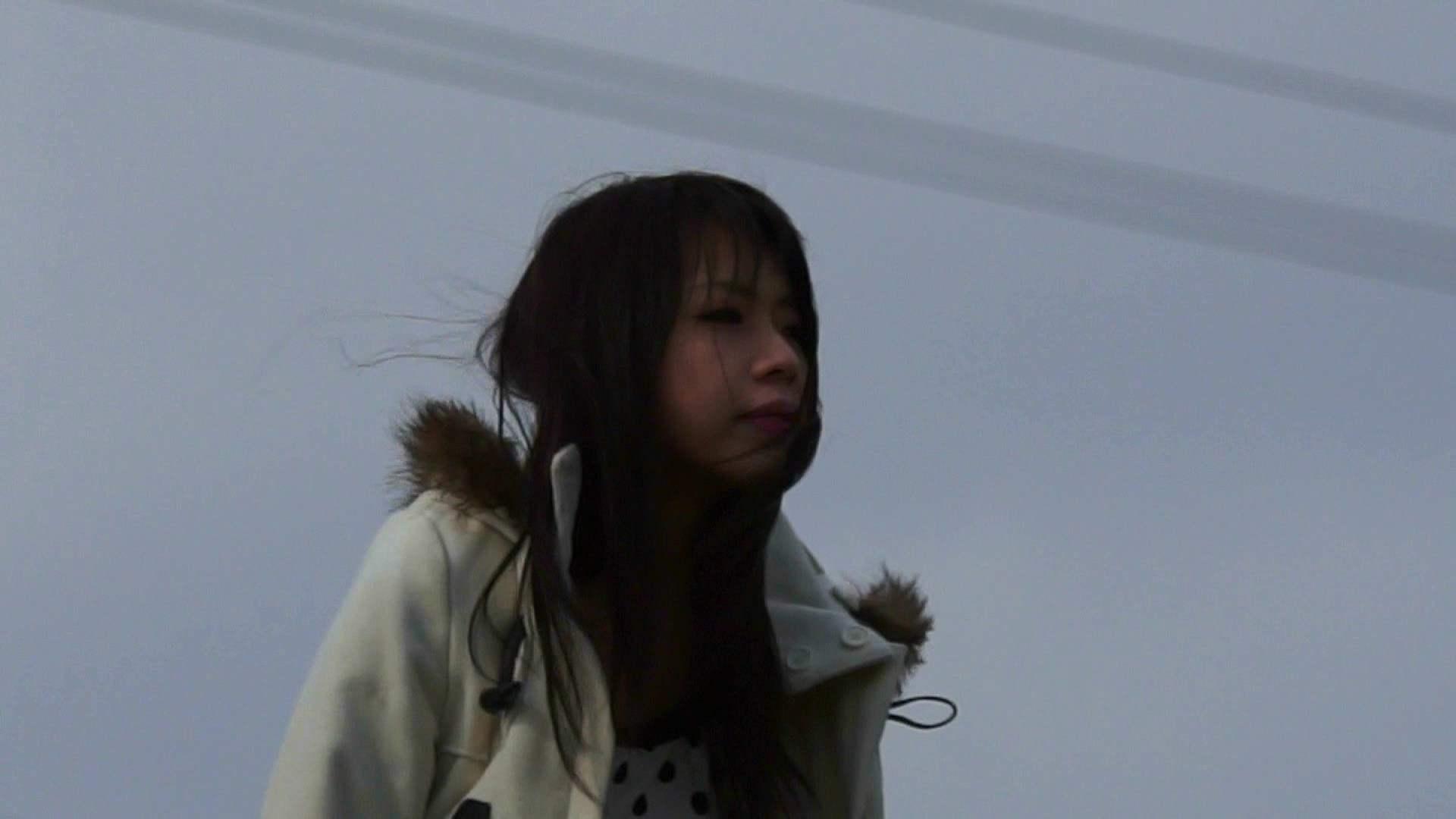 vol.2 自宅近く思い出の地で黄昏る志穂さん OLのボディ  83PIX 56