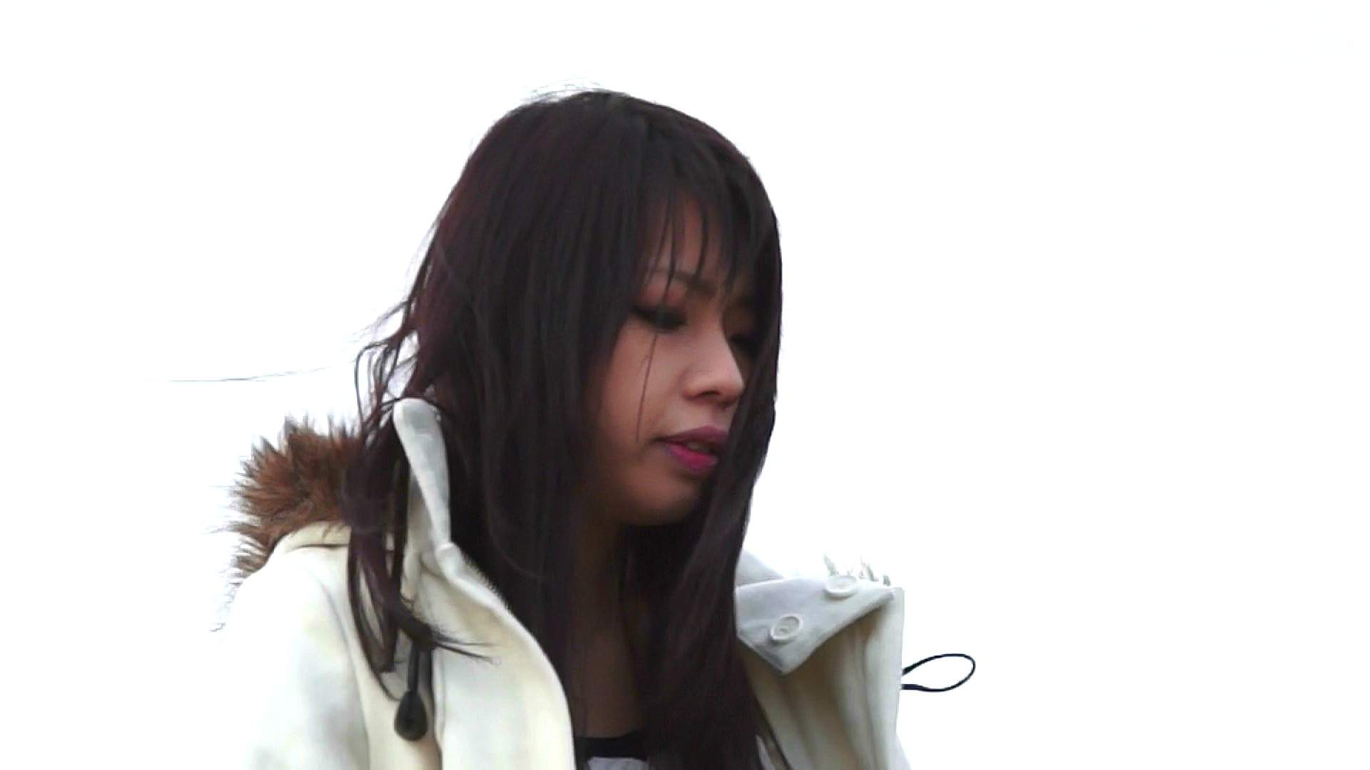vol.2 自宅近く思い出の地で黄昏る志穂さん OLのボディ | 0  83PIX 63