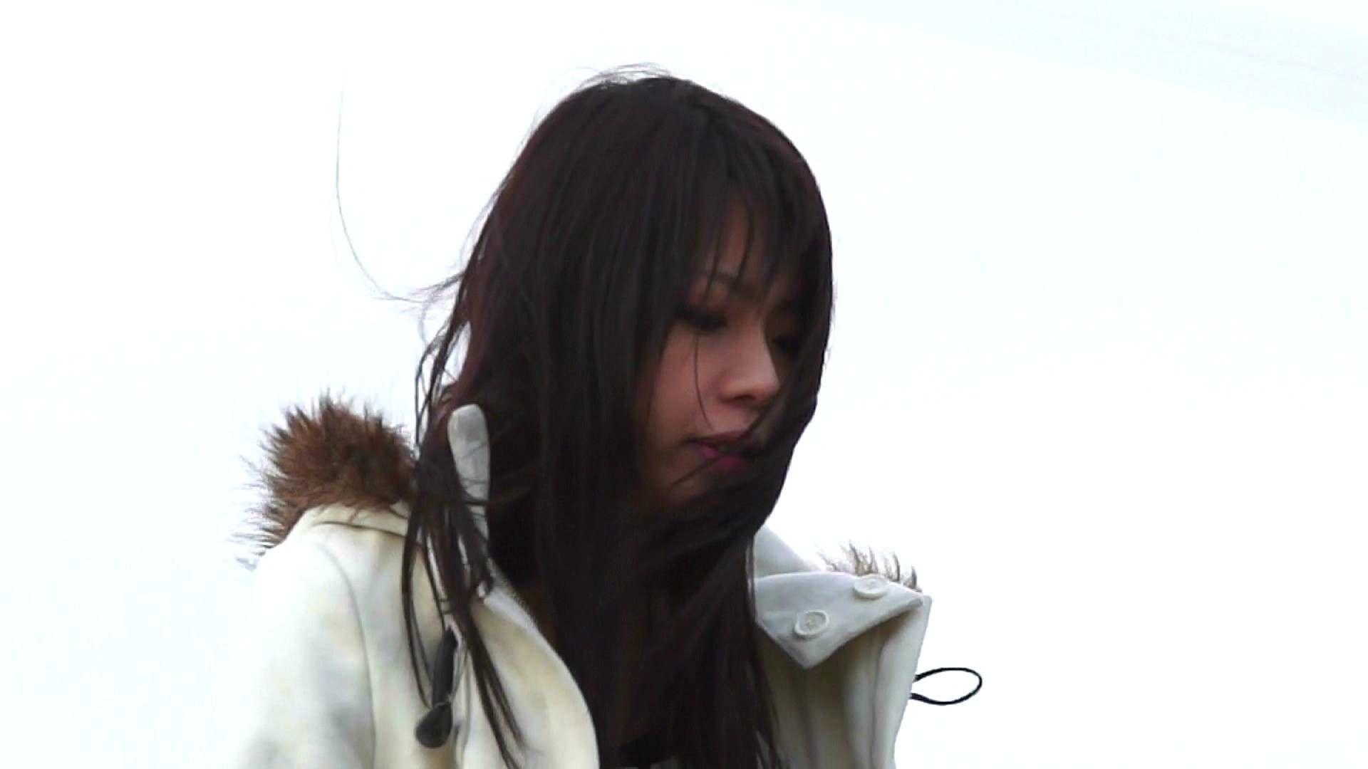 vol.2 自宅近く思い出の地で黄昏る志穂さん OLのボディ  83PIX 64