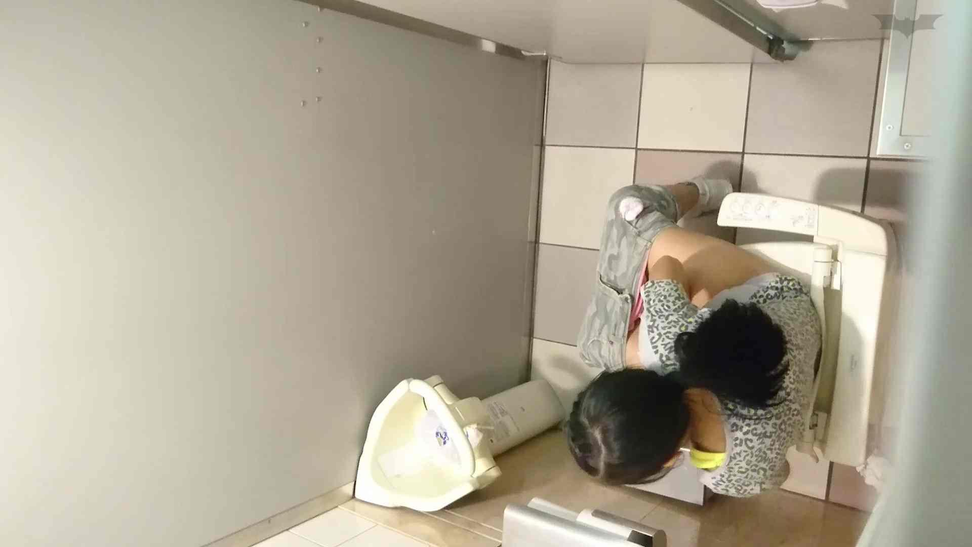 化粧室絵巻 ショッピングモール編 VOL.23 若いギャルが登場! ギャル盗撮映像  101PIX 44