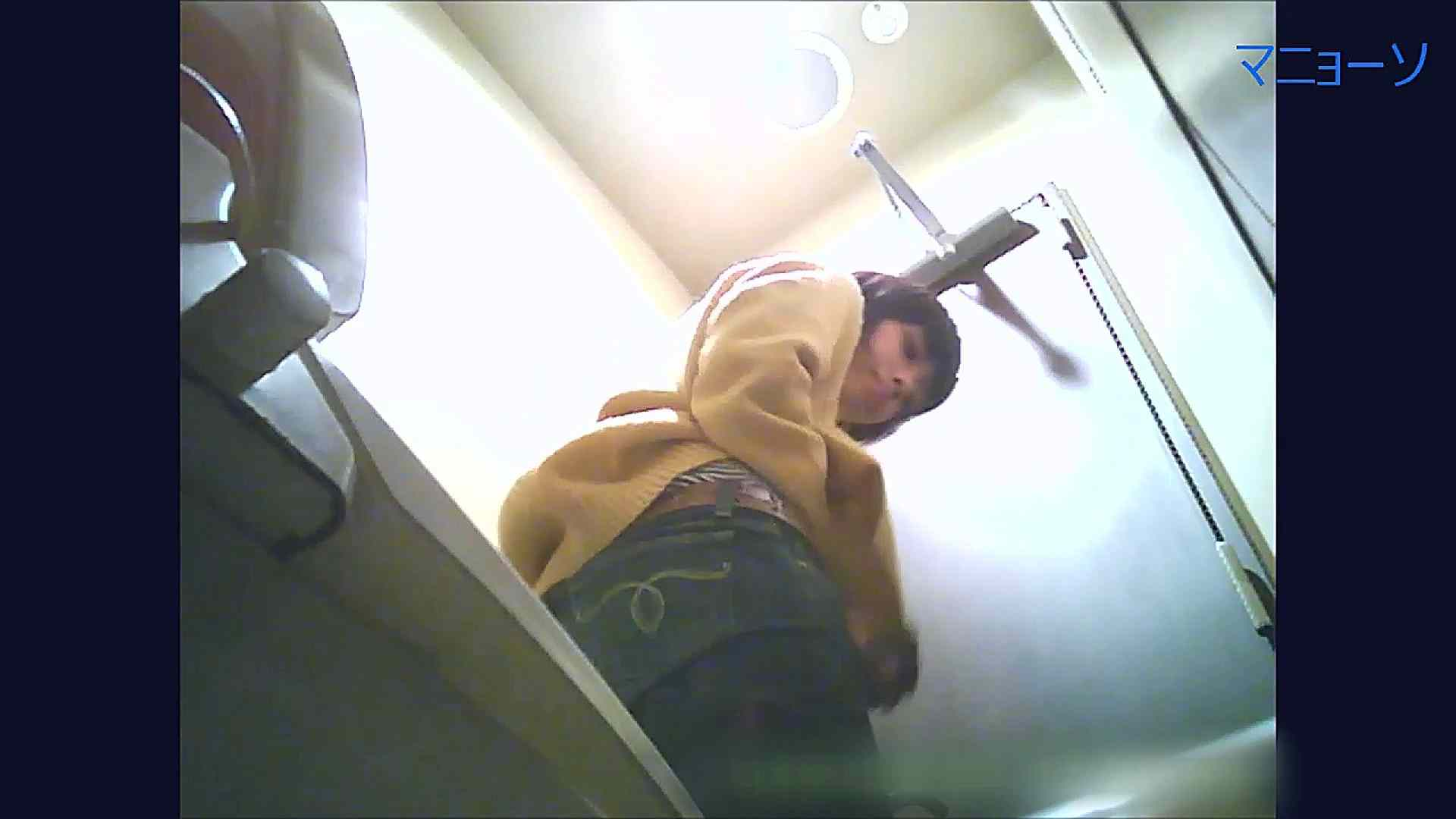 トイレでひと肌脱いでもらいました (JD編)Vol.04 トイレの実態 | 美人  108PIX 49