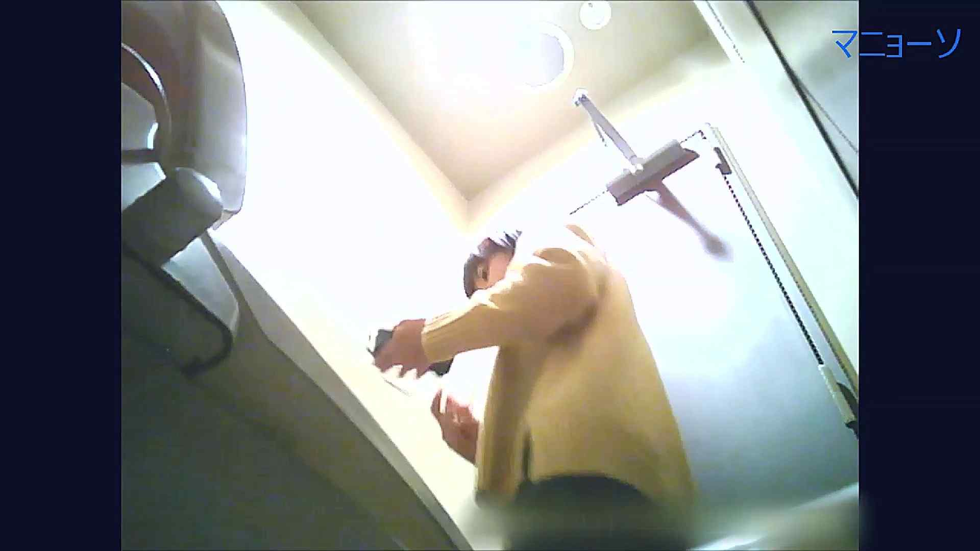 トイレでひと肌脱いでもらいました (JD編)Vol.04 トイレの実態 | 美人  108PIX 77