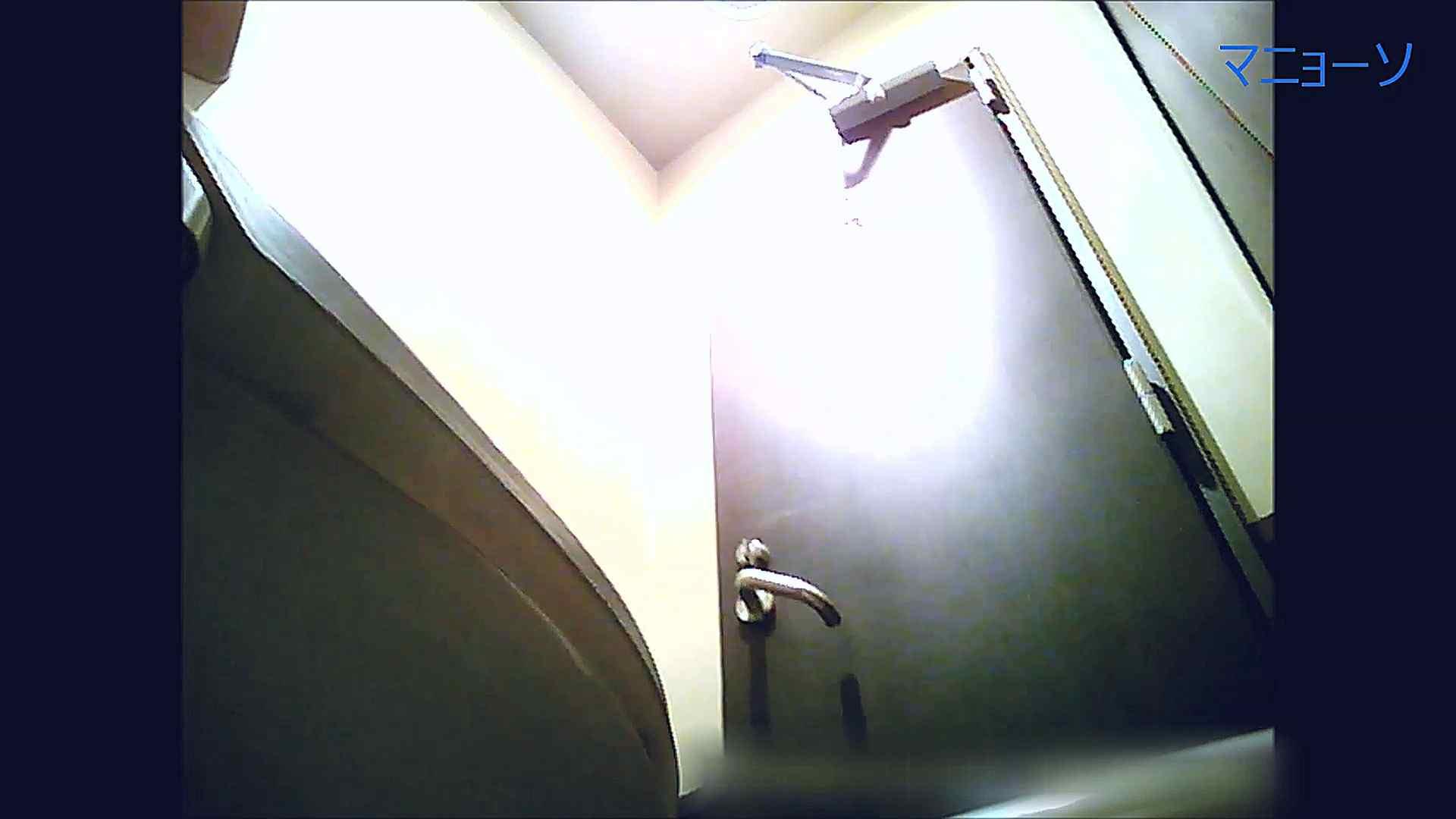 トイレでひと肌脱いでもらいました (JD編)Vol.04 トイレの実態  108PIX 84