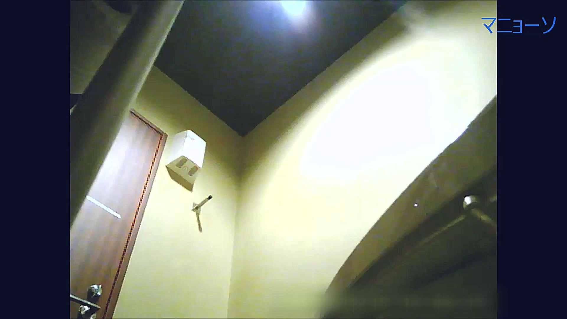 トイレでひと肌脱いでもらいました (JD編)Vol.06 トイレの実態  63PIX 2