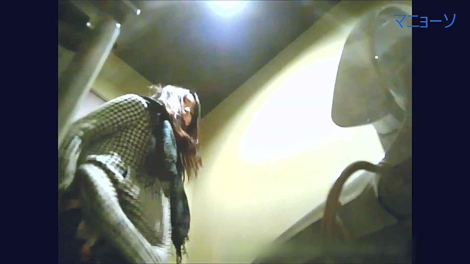 トイレでひと肌脱いでもらいました (JD編)Vol.06 トイレの実態  63PIX 62