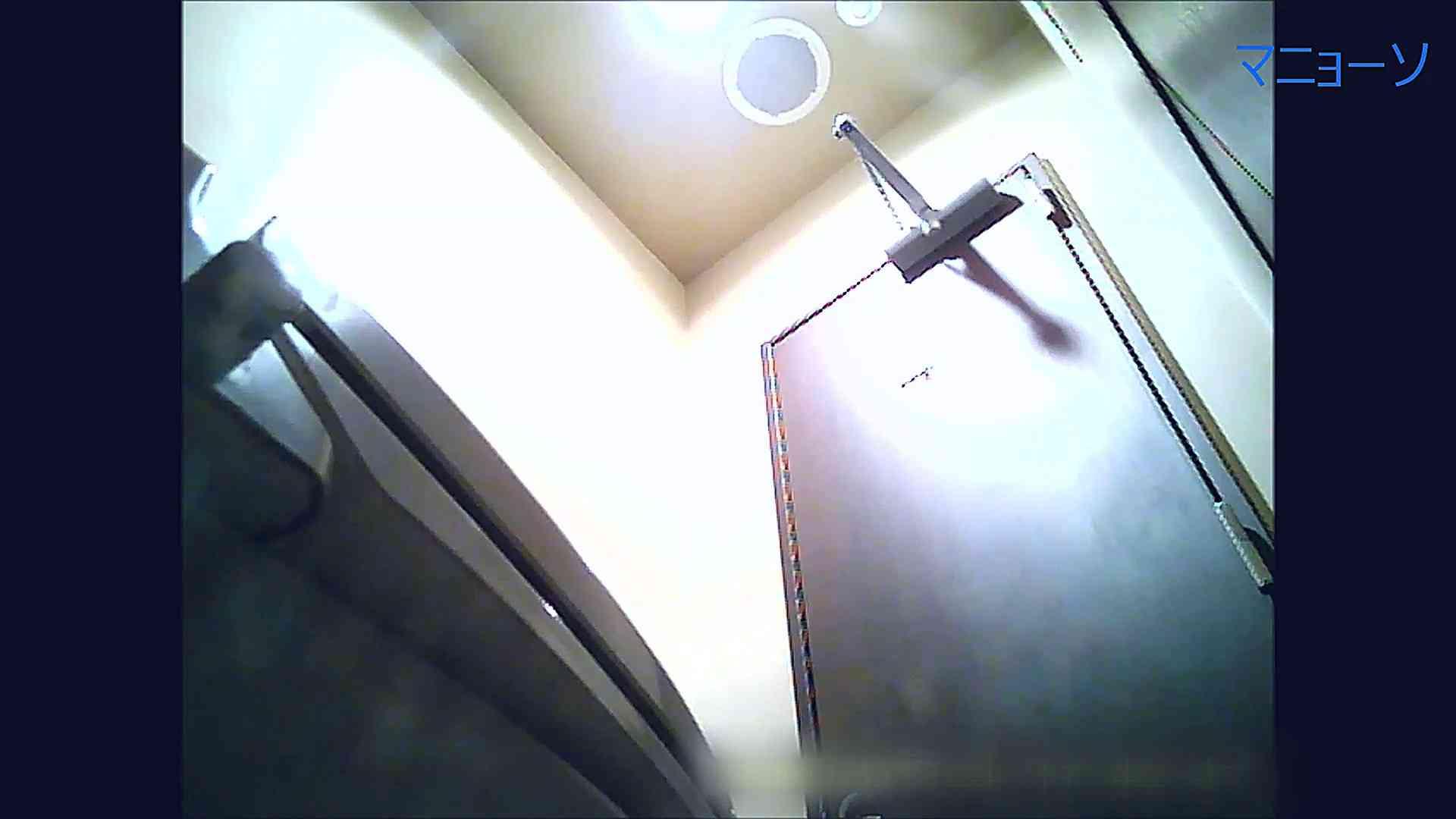 トイレでひと肌脱いでもらいました (OL編)Vol.11 肛門 ワレメ動画紹介 64PIX 35