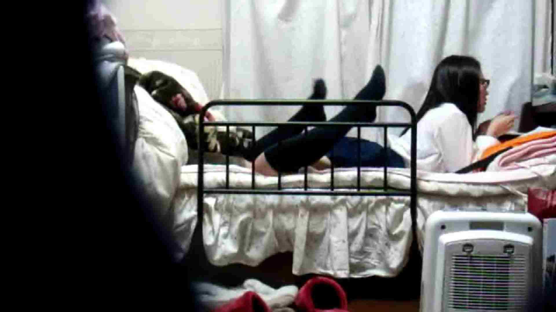 vol.4 まどかの帰宅後の部屋、ベッドで何かが始まります。 OLのボディ | 0  56PIX 23