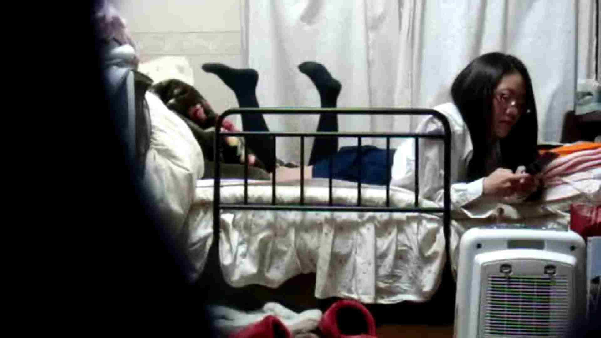 vol.4 まどかの帰宅後の部屋、ベッドで何かが始まります。 OLのボディ | 0  56PIX 27