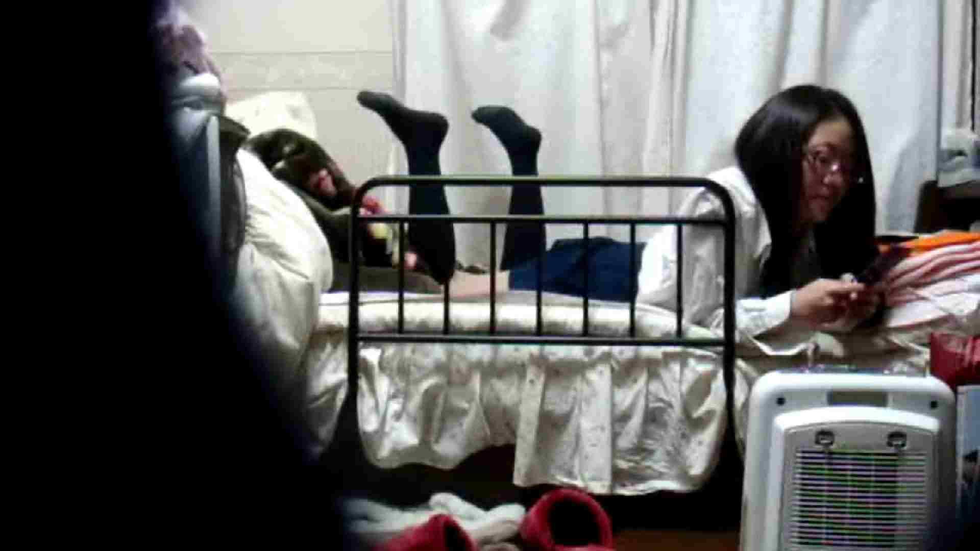 vol.4 まどかの帰宅後の部屋、ベッドで何かが始まります。 OLのボディ  56PIX 28