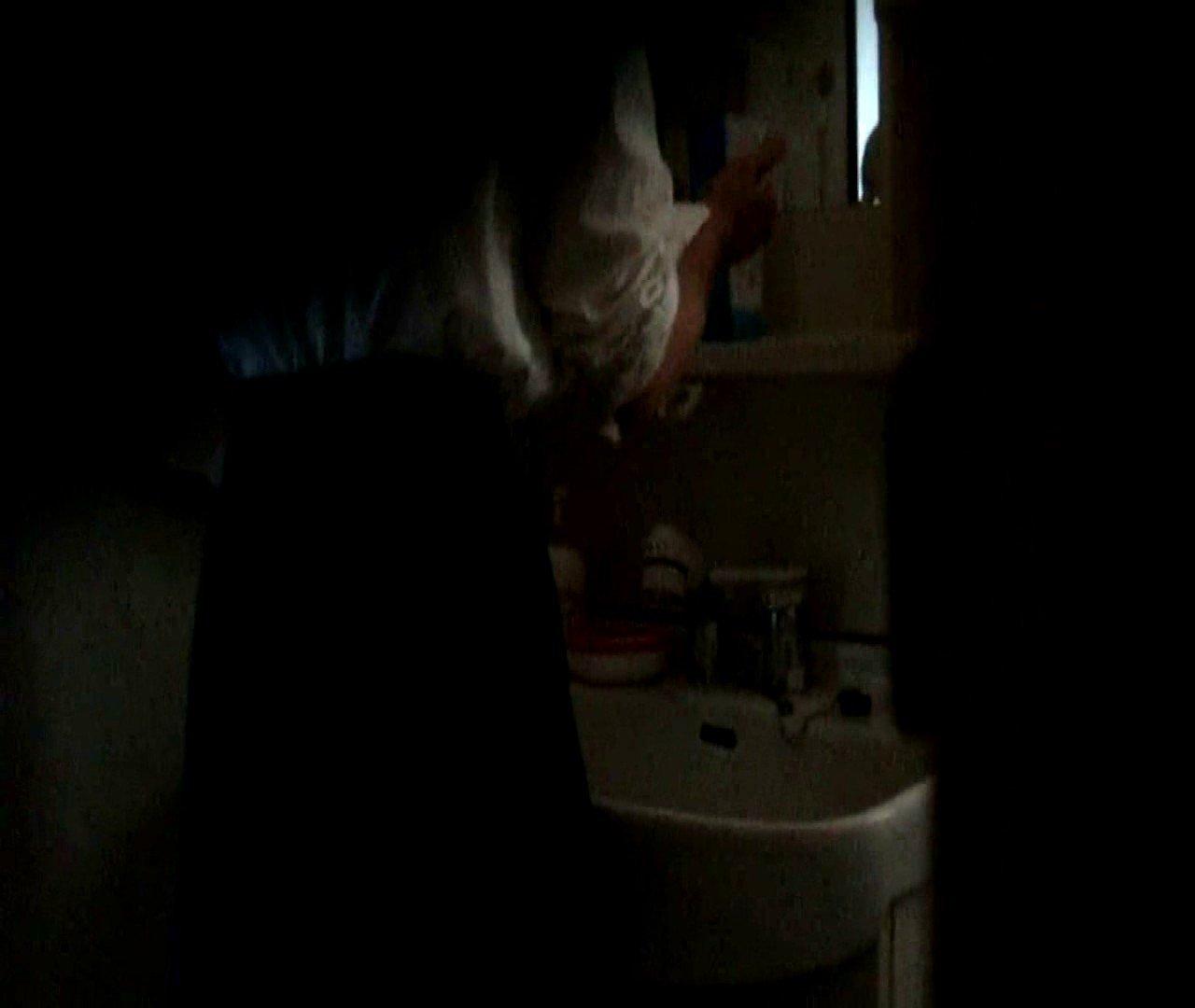 vol.5 まどかが帰宅後の洗顔後にブラを洗ってます。 OLのボディ   0  68PIX 19
