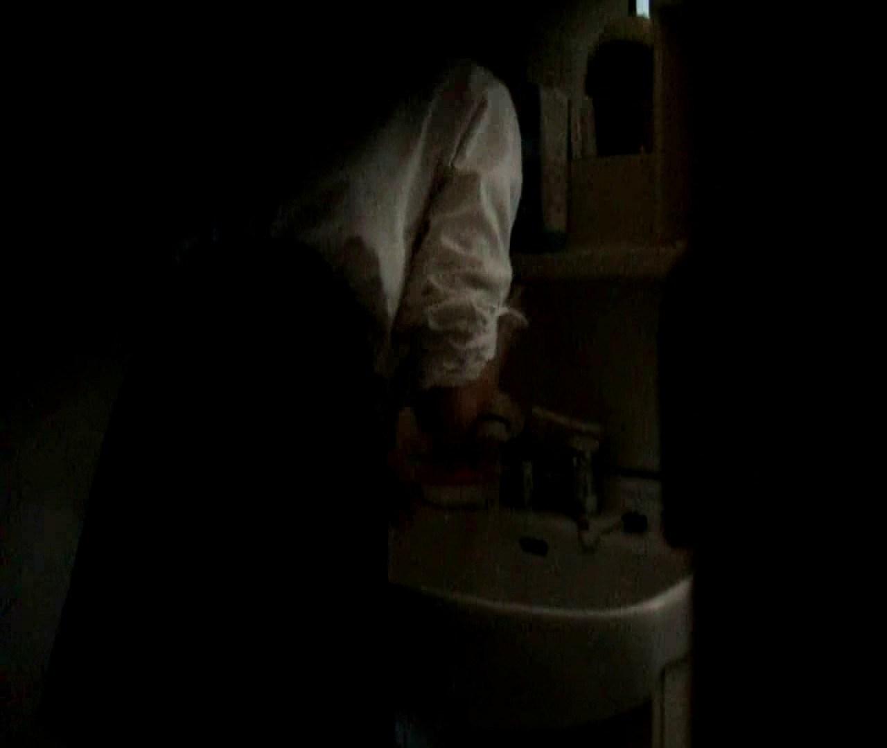vol.5 まどかが帰宅後の洗顔後にブラを洗ってます。 OLのボディ  68PIX 24
