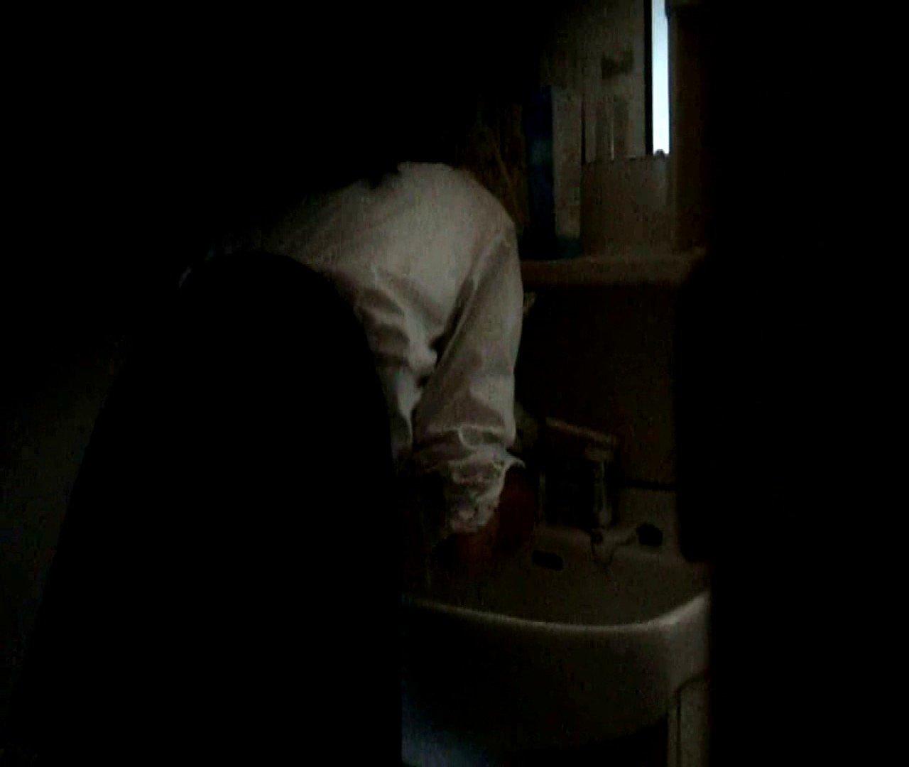 vol.5 まどかが帰宅後の洗顔後にブラを洗ってます。 OLのボディ   0  68PIX 25