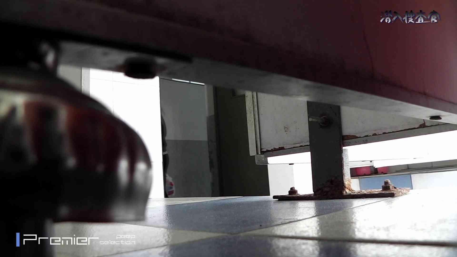 下からノゾム vol.036 リアルうんこ のぞき動画画像 95PIX 17