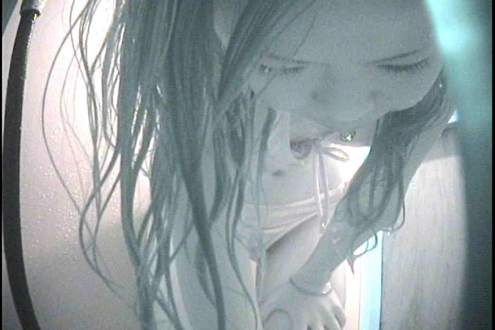 No.9 脱がない水着の隙間からチラりと一本道 シャワー オメコ動画キャプチャ 51PIX 42