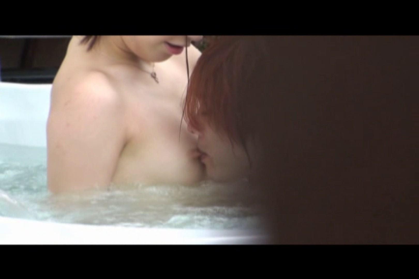 貸切露天 発情カップル! vol.06 露天  74PIX 63