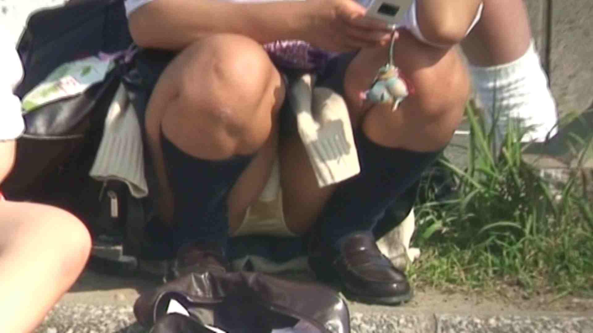 望遠パンチラNo5 学校潜入 のぞき動画画像 51PIX 48