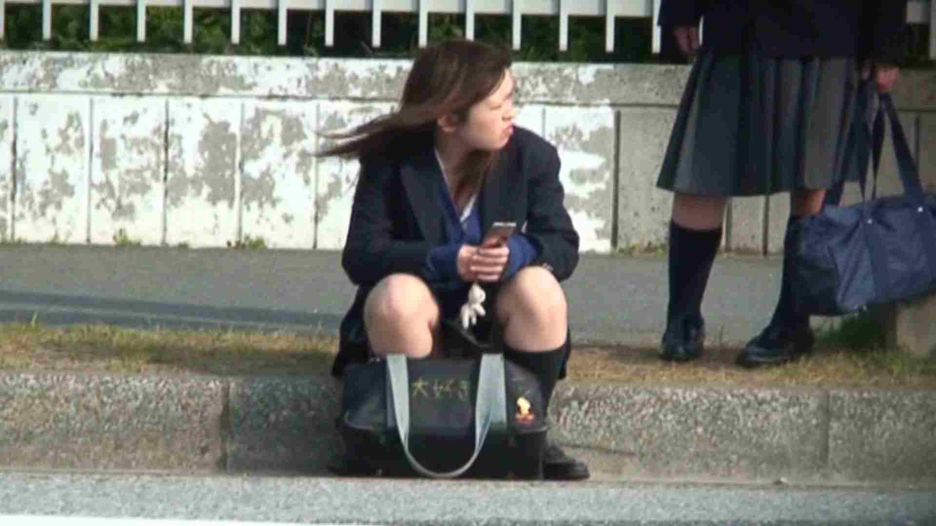 望遠パンチラNo14 車 スケベ動画紹介 50PIX 23