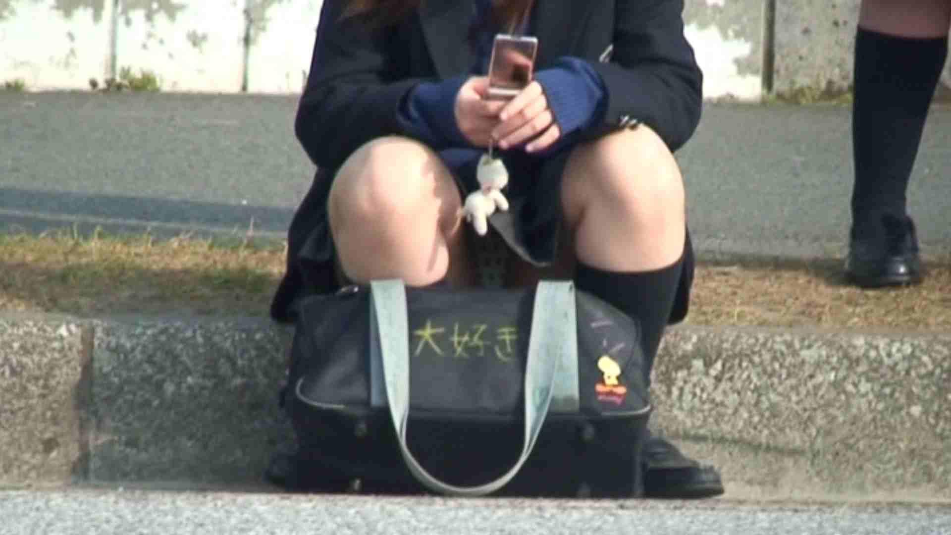 望遠パンチラNo14 車 スケベ動画紹介 50PIX 38