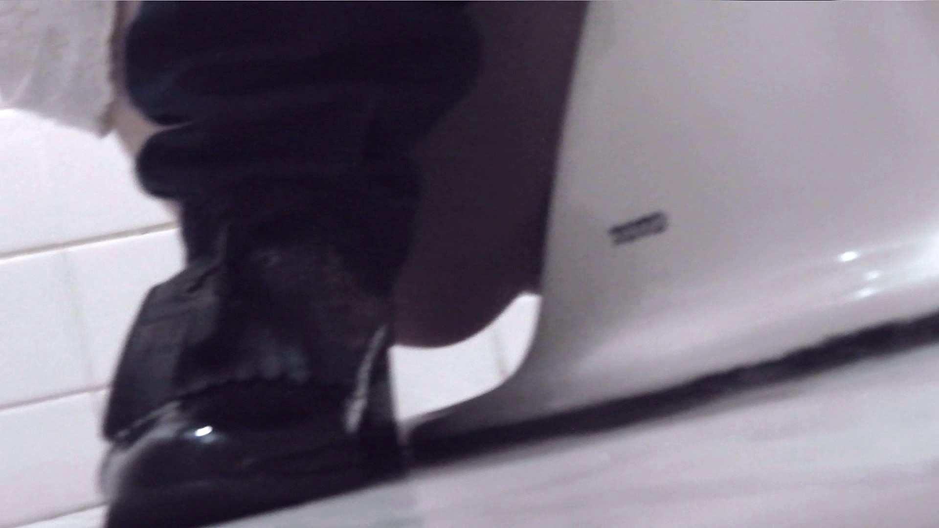 お銀さんの「洗面所突入レポート!!」Nol.4 OLのボディ 性交動画流出 104PIX 92