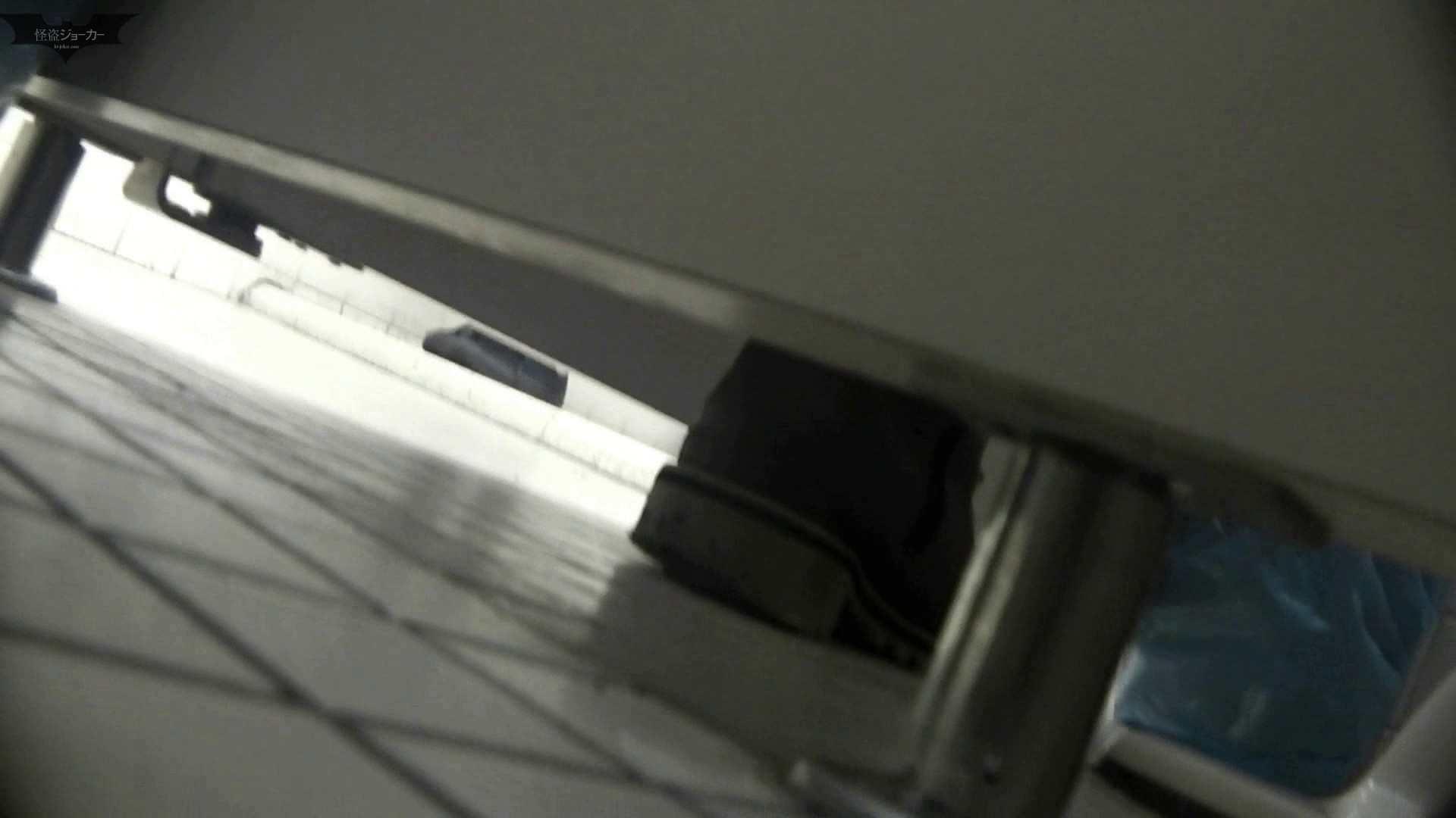 お銀さんの「洗面所突入レポート!!」 vol.53 冬到来!美女も到来! OLのボディ AV動画キャプチャ 91PIX 46