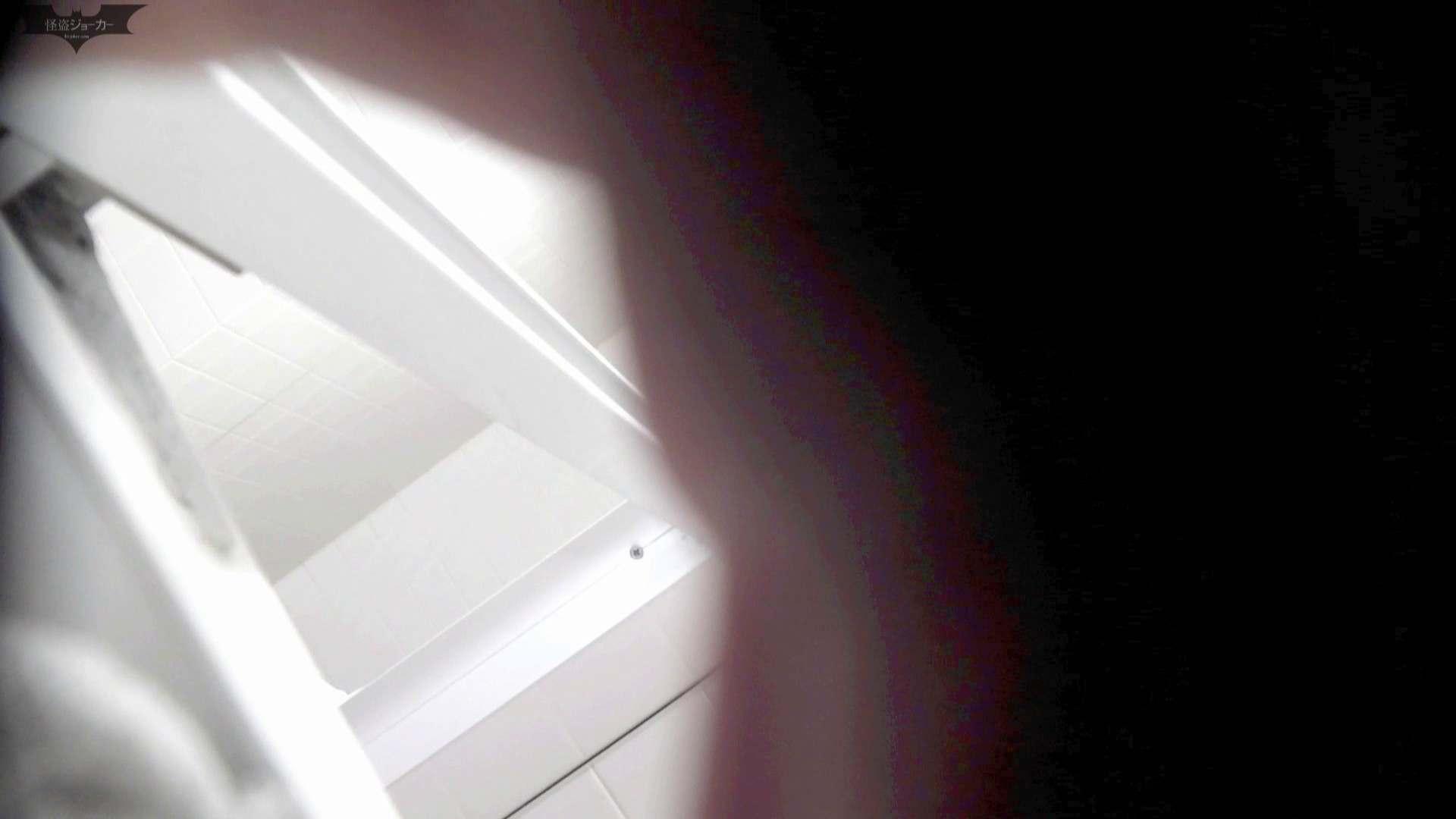 お銀 vol.68 無謀に通路に飛び出て一番明るいフロント撮り実現、見所満載 OLのボディ | 洗面所  70PIX 10