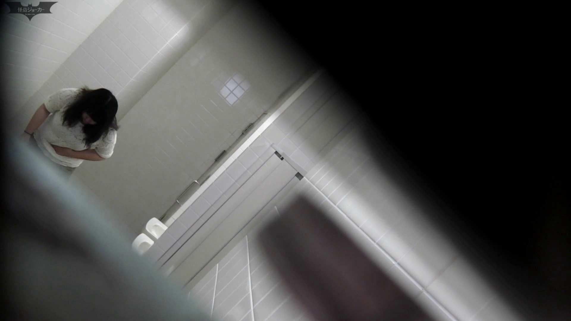 お銀 vol.68 無謀に通路に飛び出て一番明るいフロント撮り実現、見所満載 OLのボディ  70PIX 60