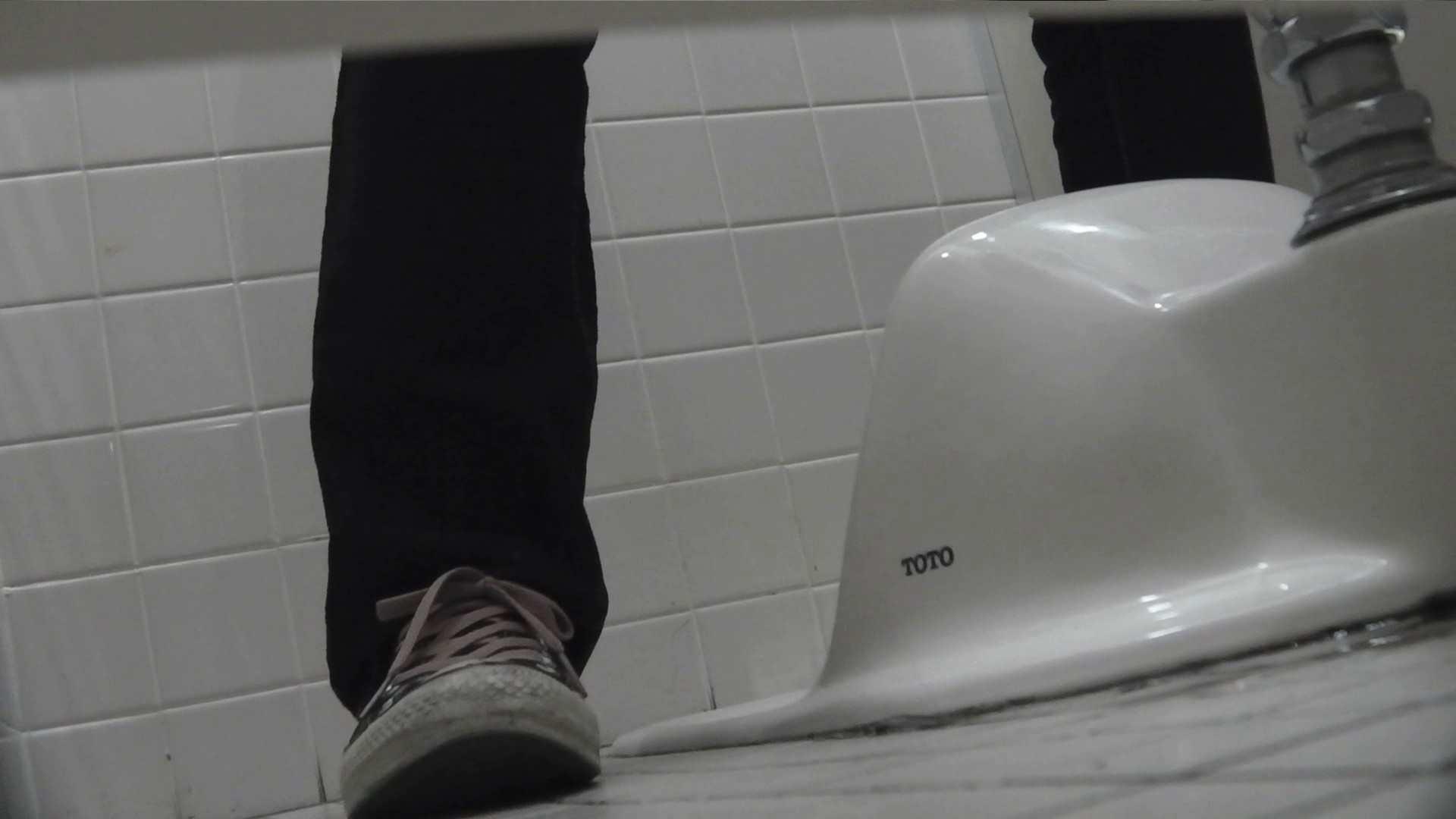 お銀さんの「洗面所突入レポート!!」Nol.8 OLのボディ  50PIX 42