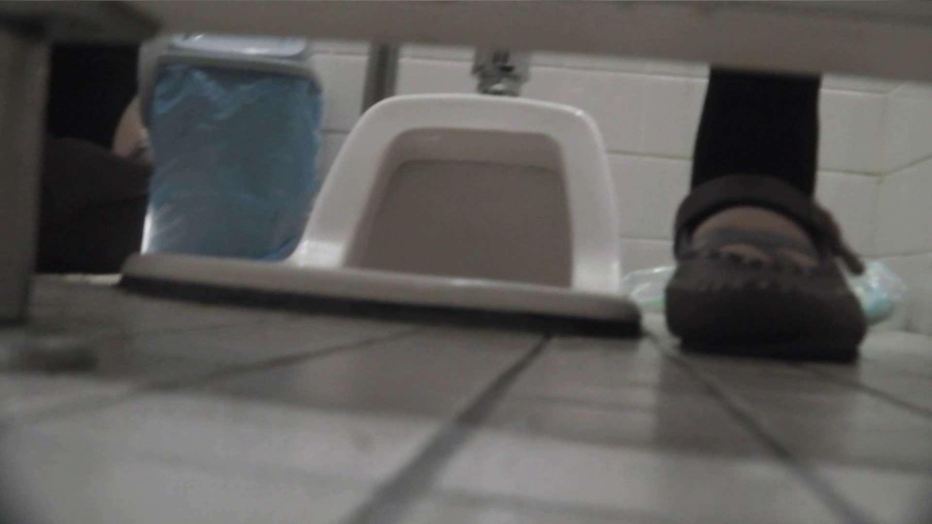 お銀さんの「洗面所突入レポート!!」Nol.11 美人   OLのボディ  97PIX 88