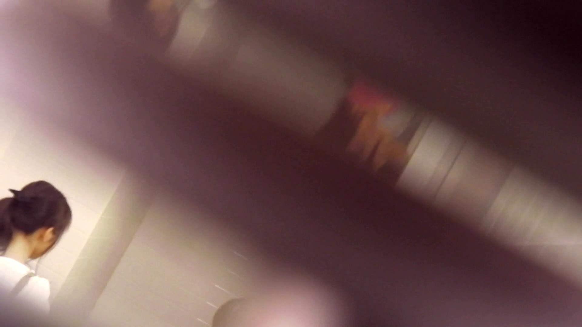 お銀さんの「洗面所突入レポート!!」Nol.18 美人 おめこ無修正画像 55PIX 2