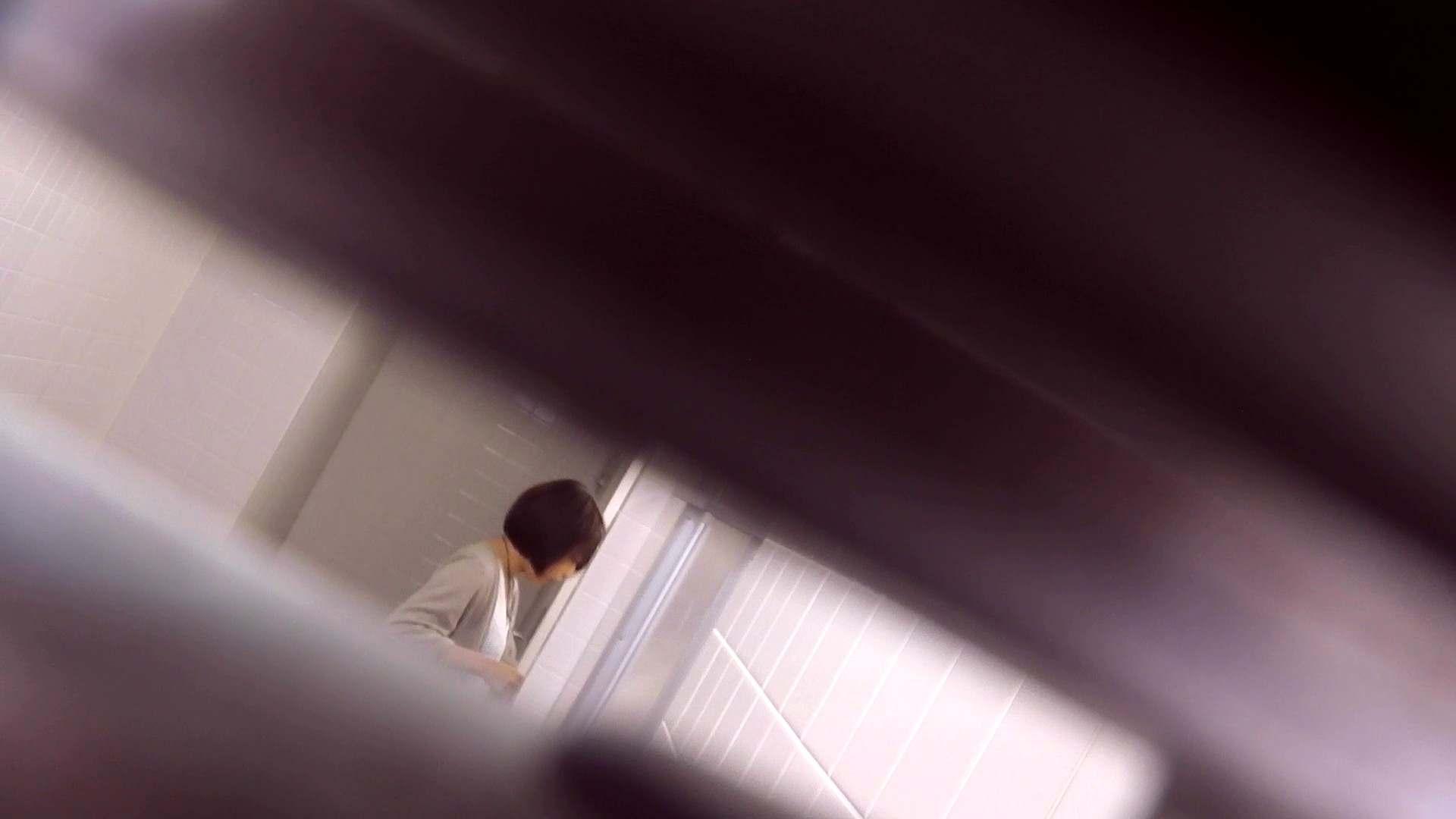 お銀さんの「洗面所突入レポート!!」Nol.18 美人 おめこ無修正画像 55PIX 20
