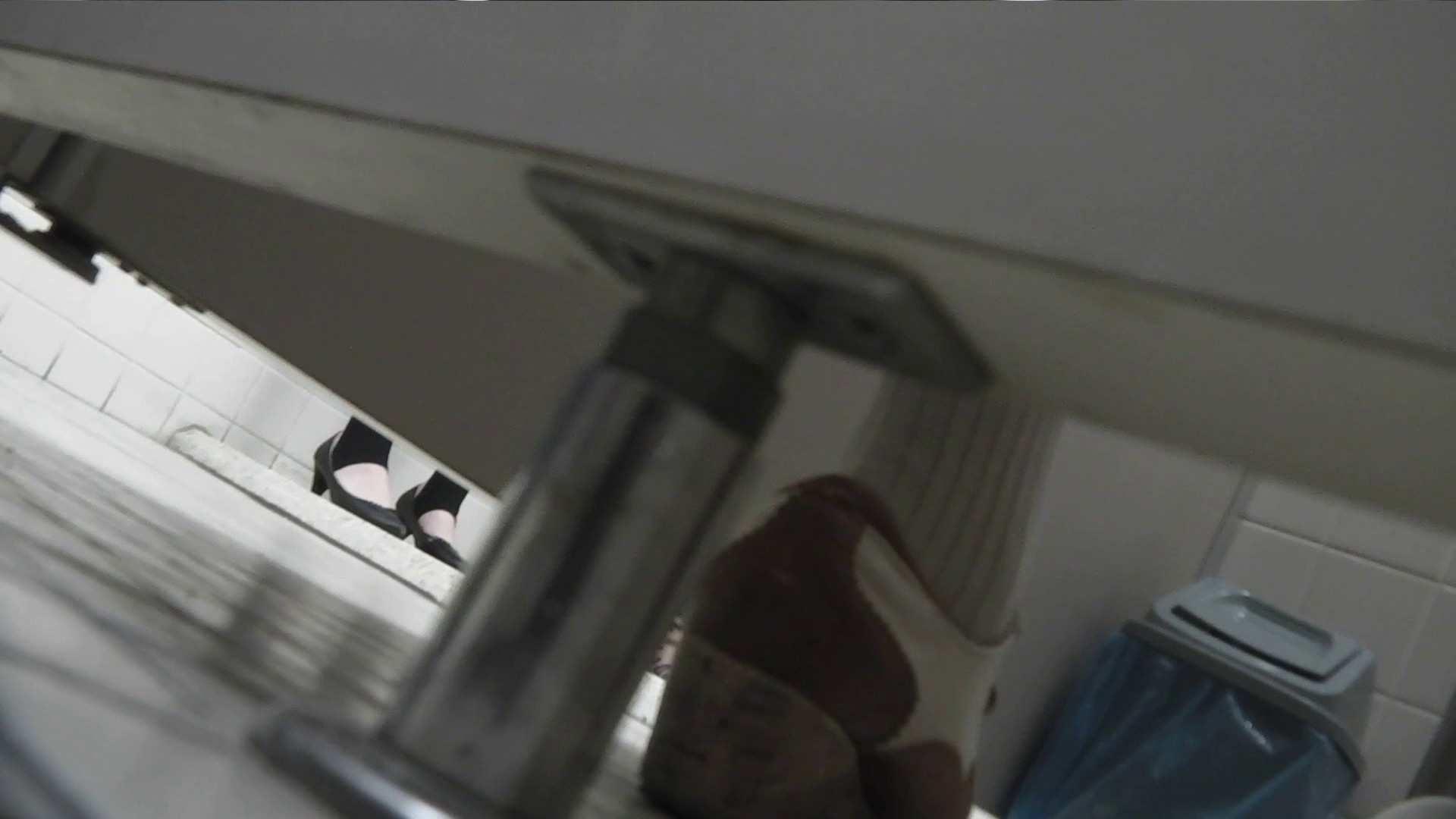 お銀さんの「洗面所突入レポート!!」Nol.22 OLのボディ AV動画キャプチャ 90PIX 47
