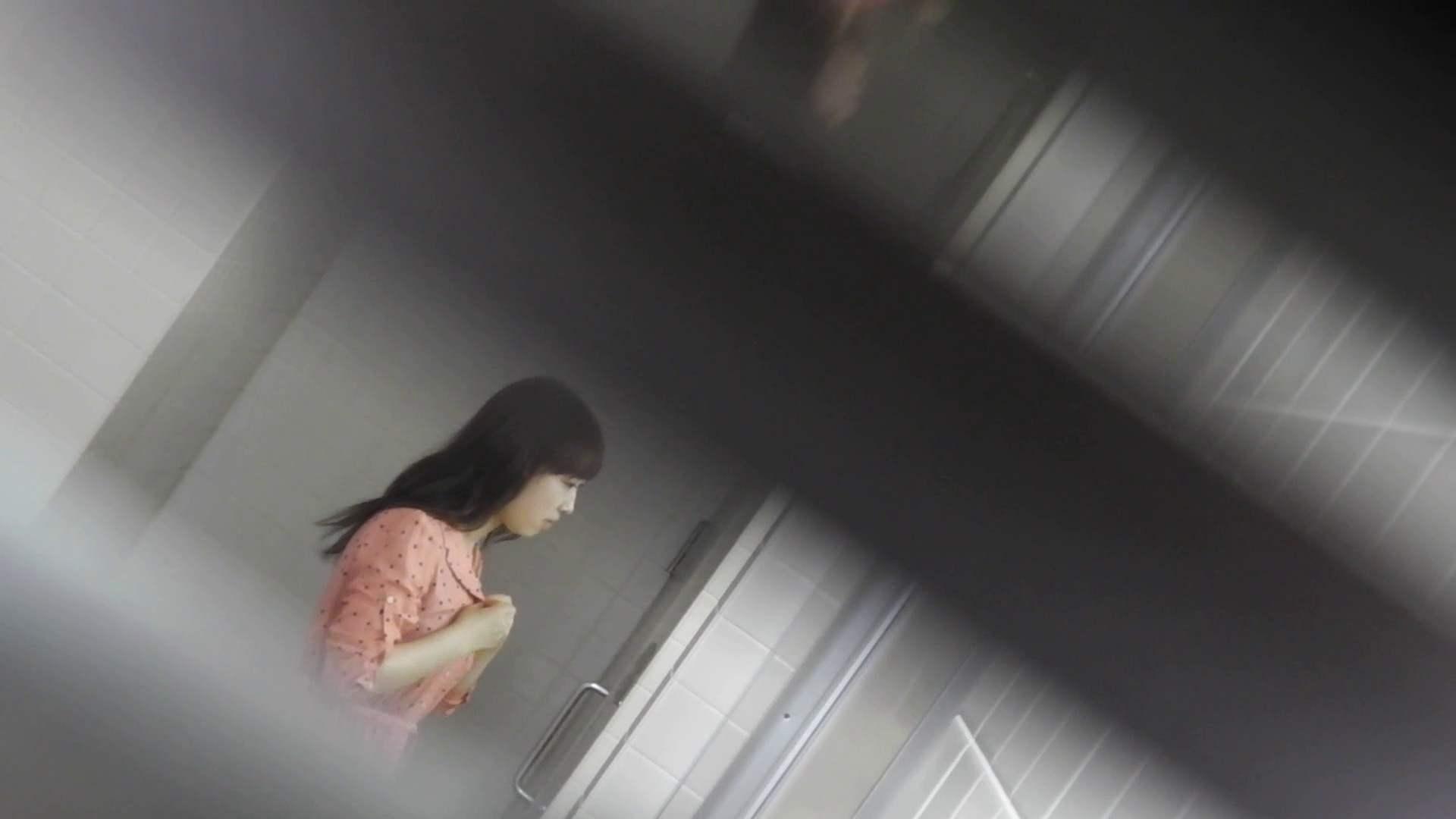 お銀さんの「洗面所突入レポート!!」 vol.28小島陽菜似のピンクオシャレさん 美人 | OLのボディ  88PIX 19