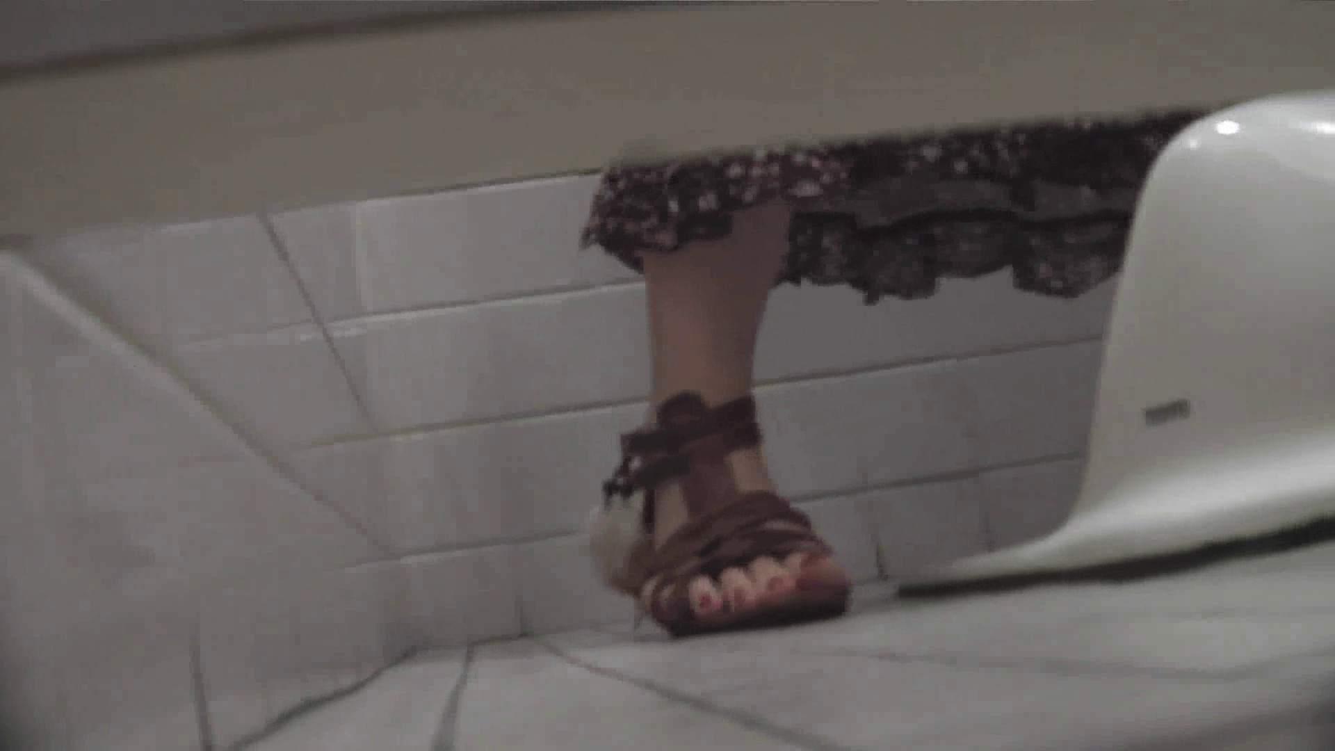 お銀さんの「洗面所突入レポート!!」 vol.28小島陽菜似のピンクオシャレさん 美人 | OLのボディ  88PIX 40