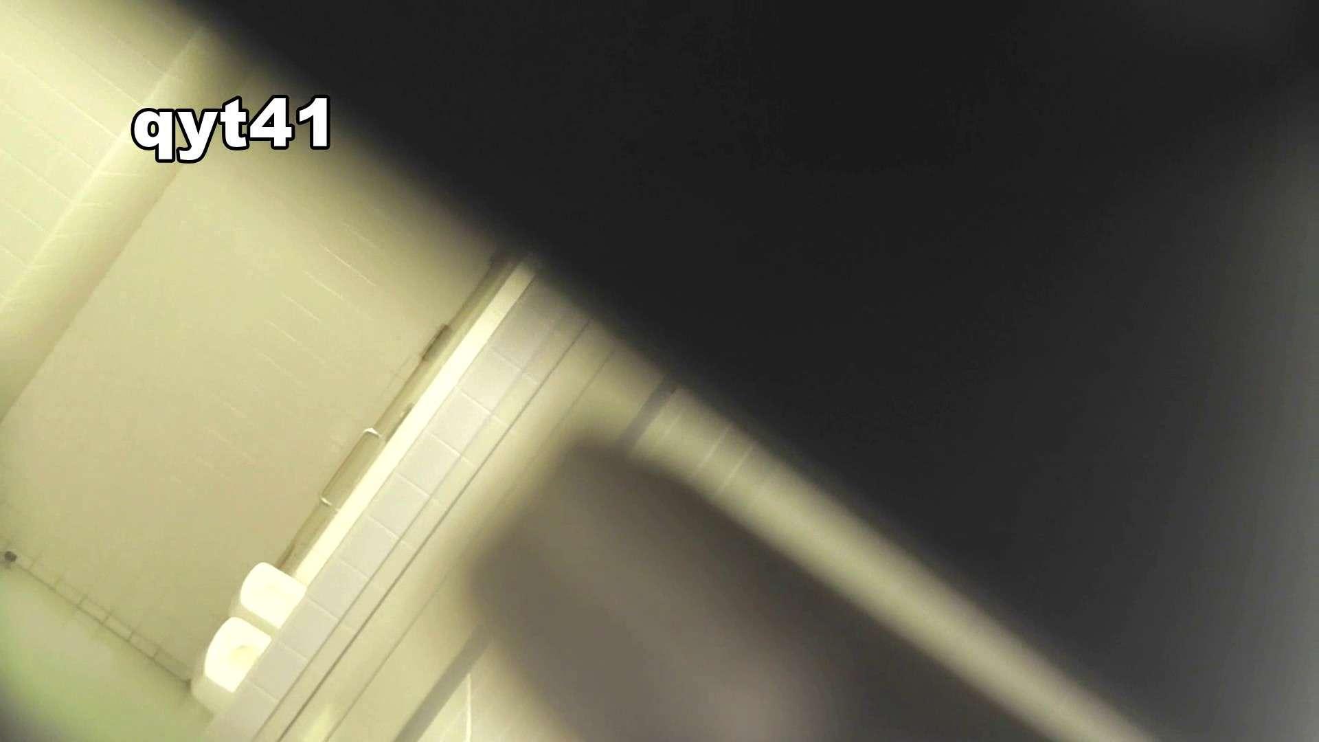 お銀さんの「洗面所突入レポート!!」 vol.41 ジャジャ漏れ 洗面所 隠し撮りオマンコ動画紹介 62PIX 38